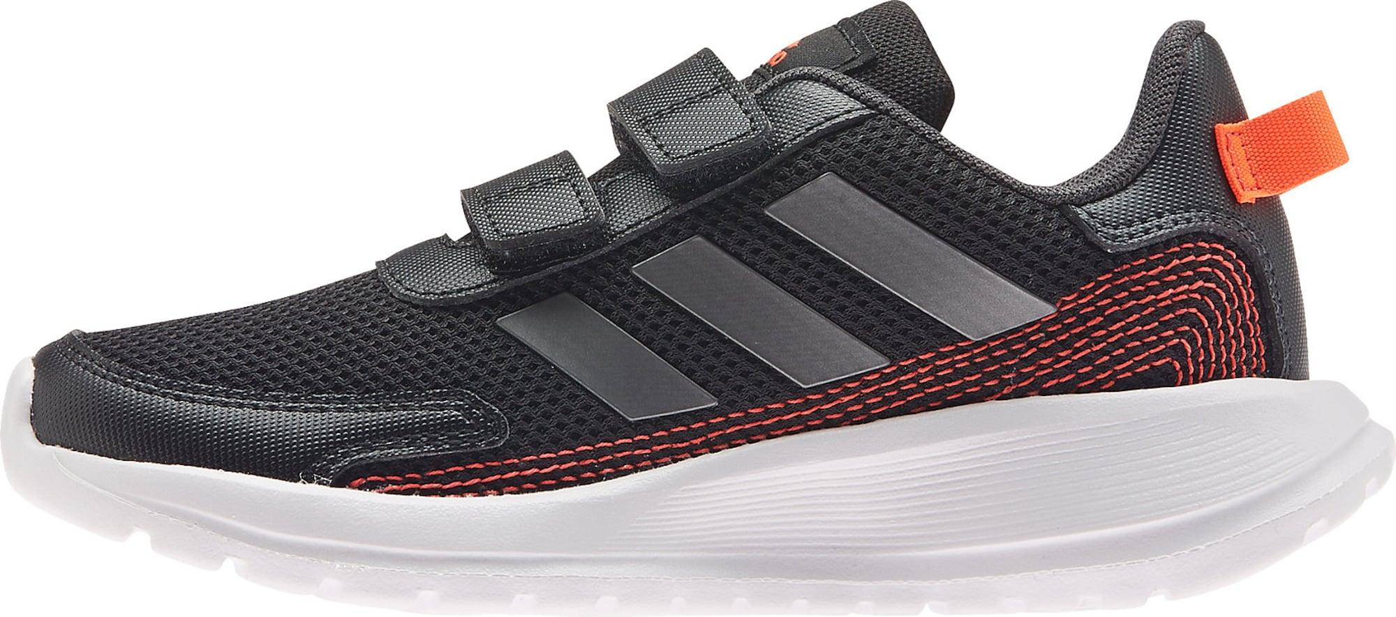 ADIDAS PERFORMANCE Sportiniai batai pilka / oranžinė