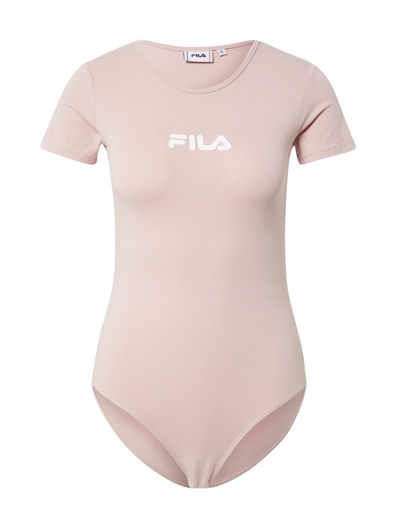 FILA Marškinėliai-glaustinukė 'YULIANA' rožių spalva