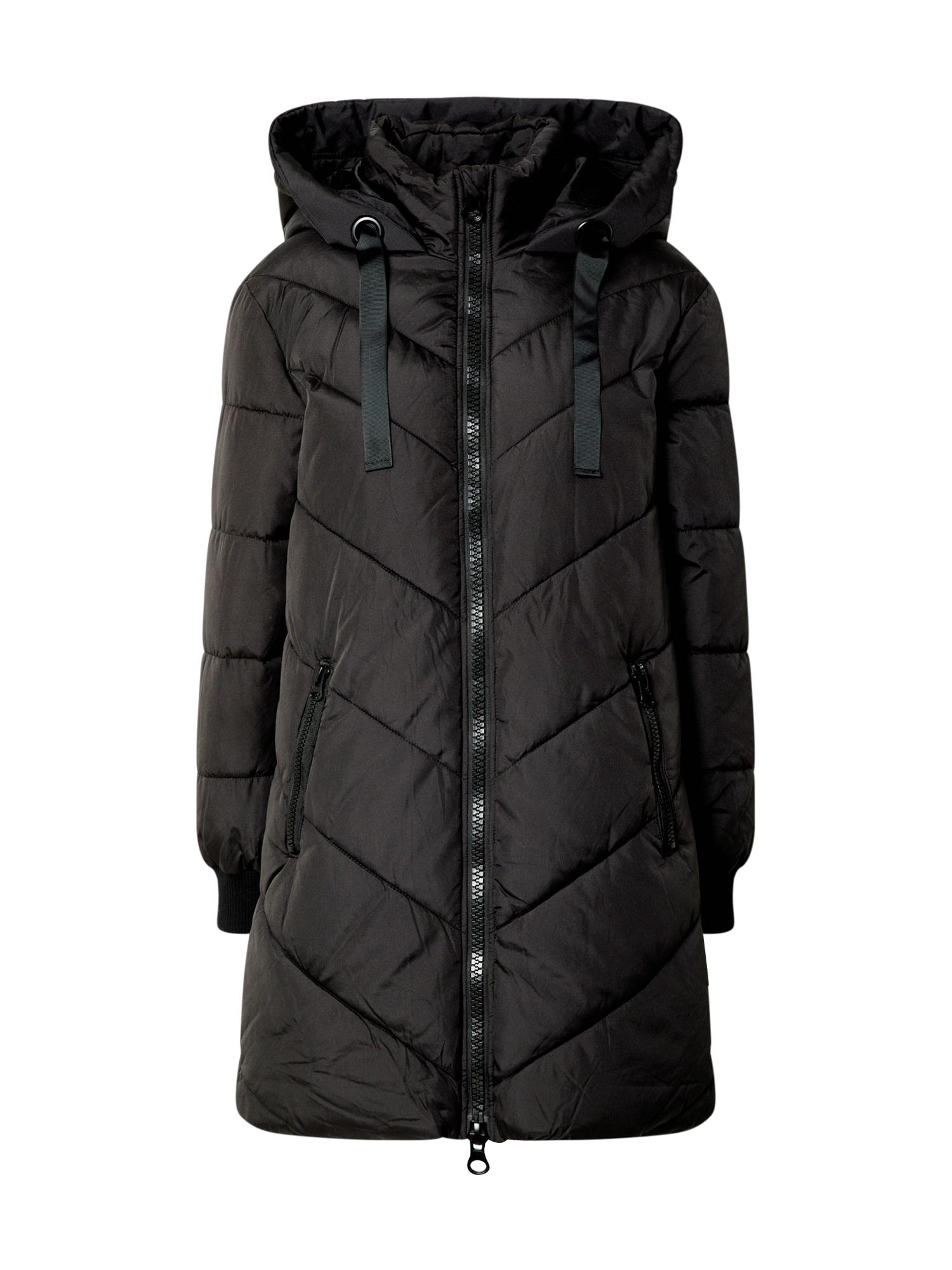 ABOUT YOU Žieminis paltas 'Milena' juoda