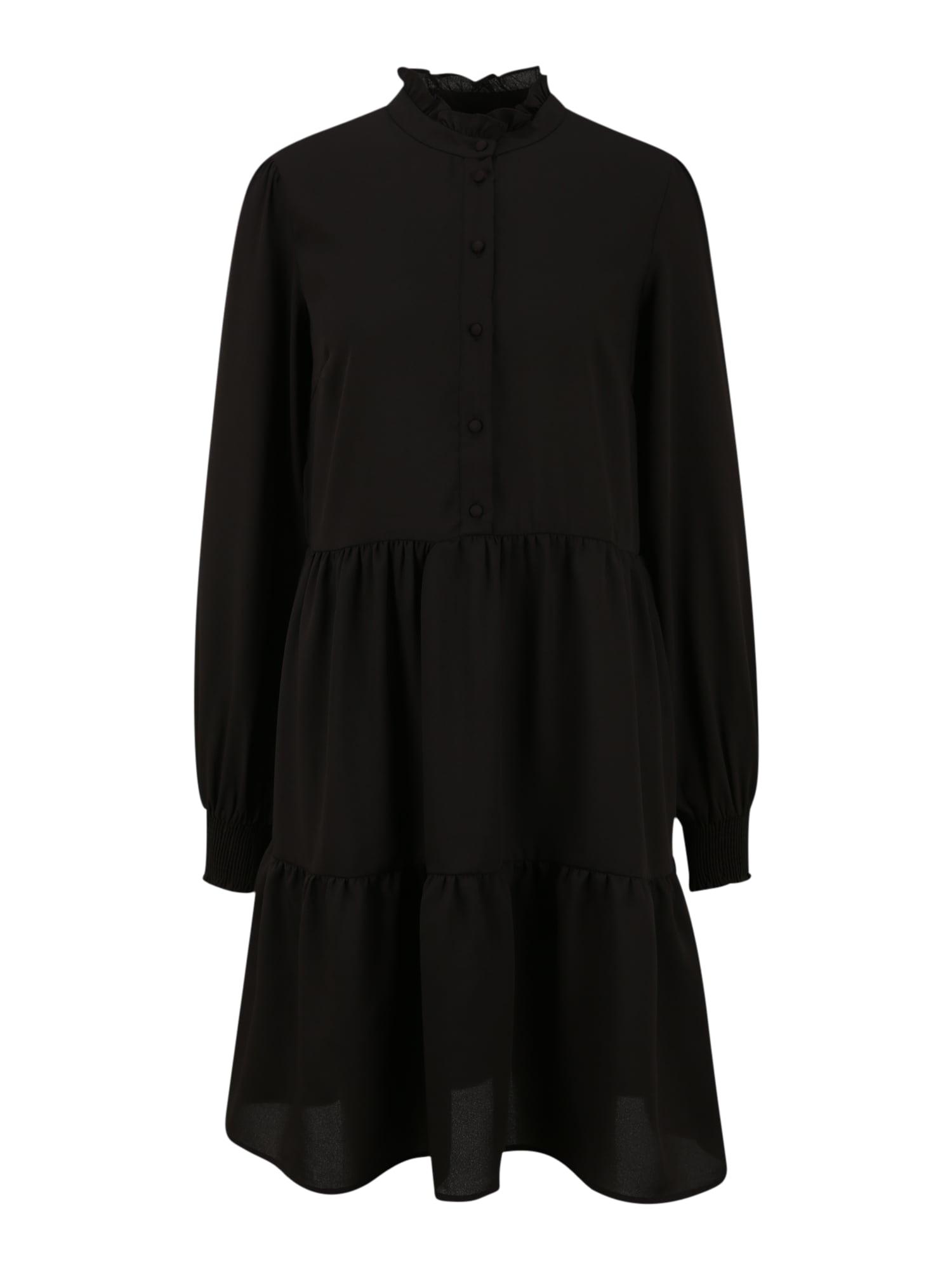 Pieces (Tall) Suknelė juoda
