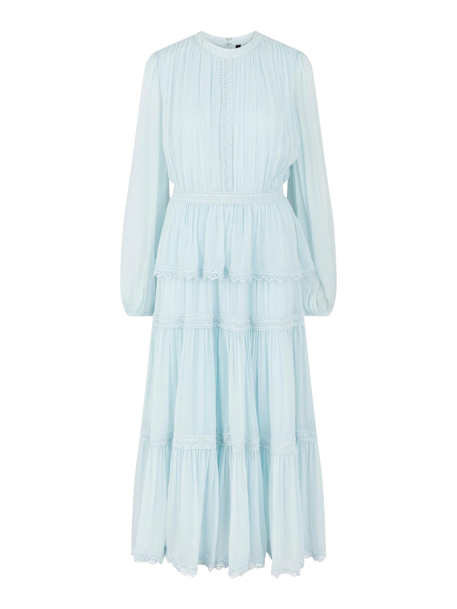 Y.A.S Společenské šaty 'Sinnu'  světlemodrá