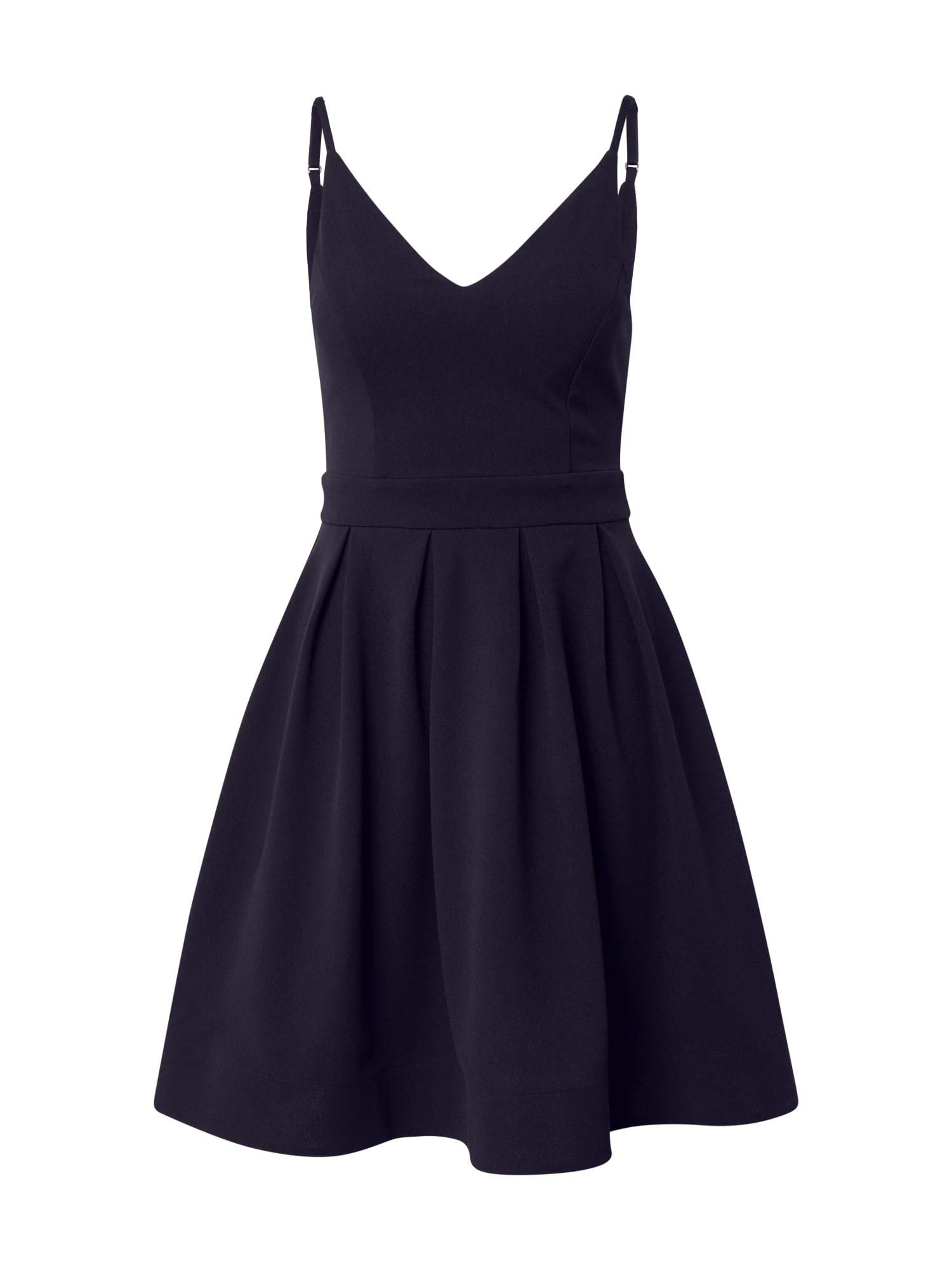 Skirt & Stiletto Kokteilinė suknelė tamsiai mėlyna