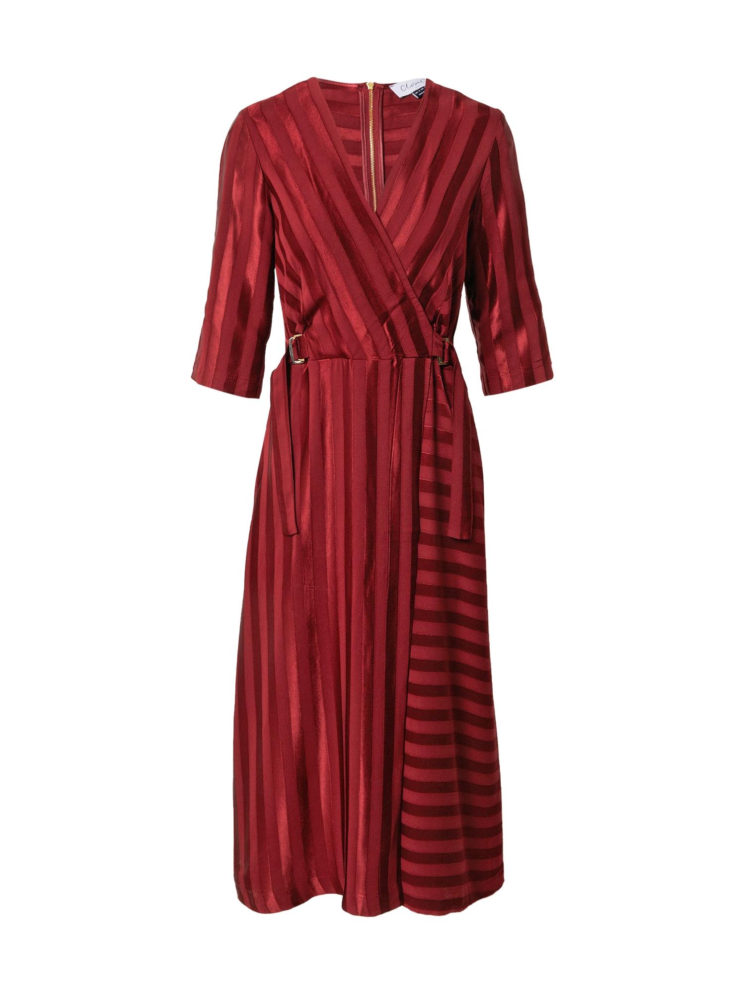 Closet London Suknelė raudona