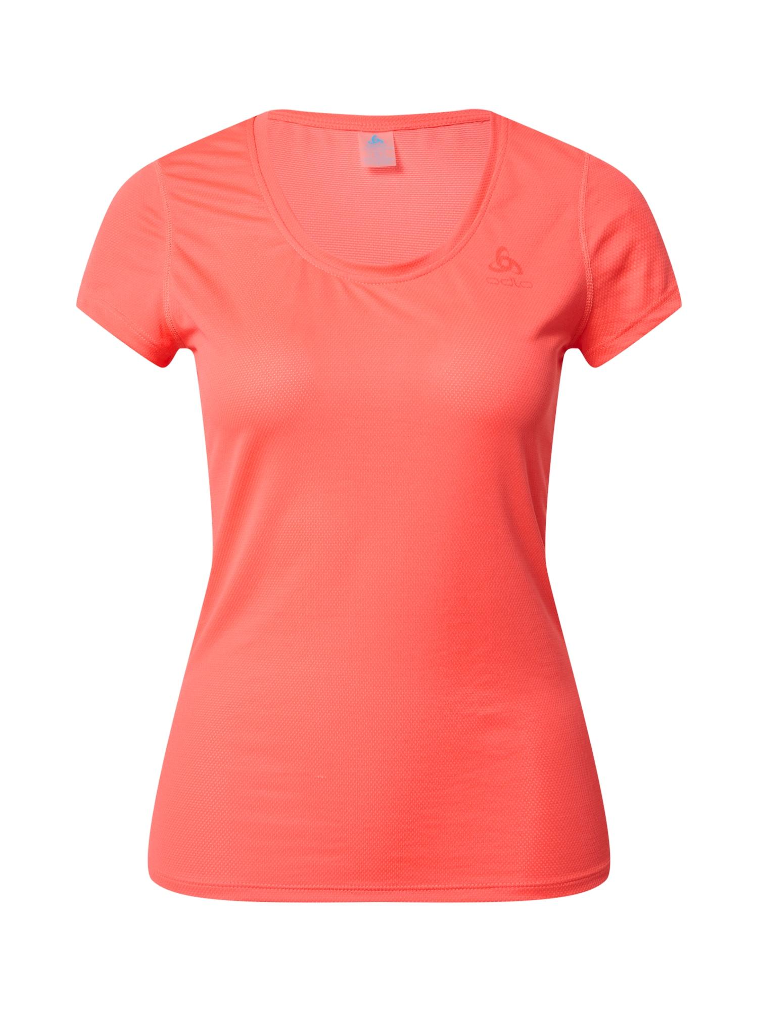 ODLO Sportiniai marškinėliai melionų spalva
