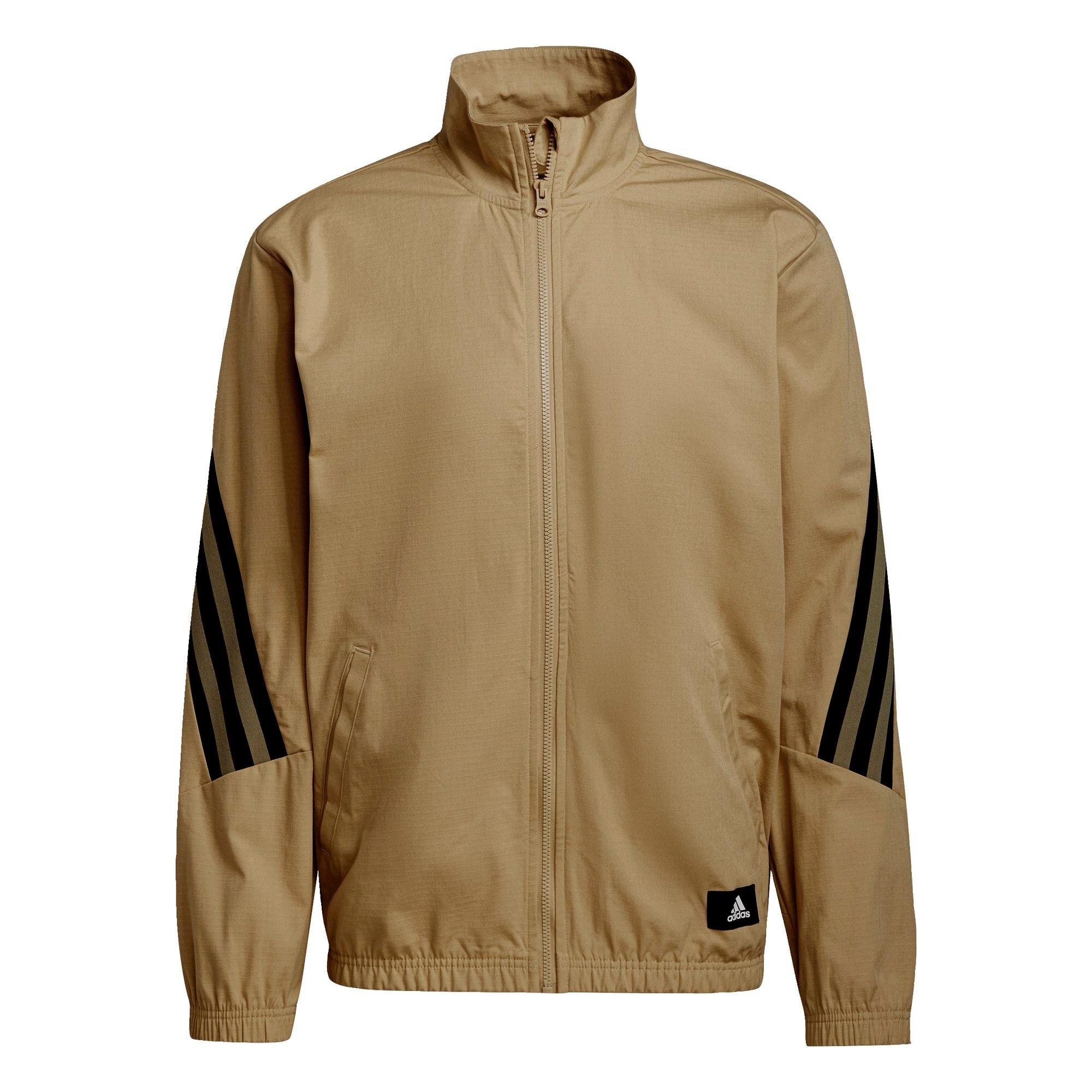 ADIDAS PERFORMANCE Sportovní bunda  písková / černá / olivová