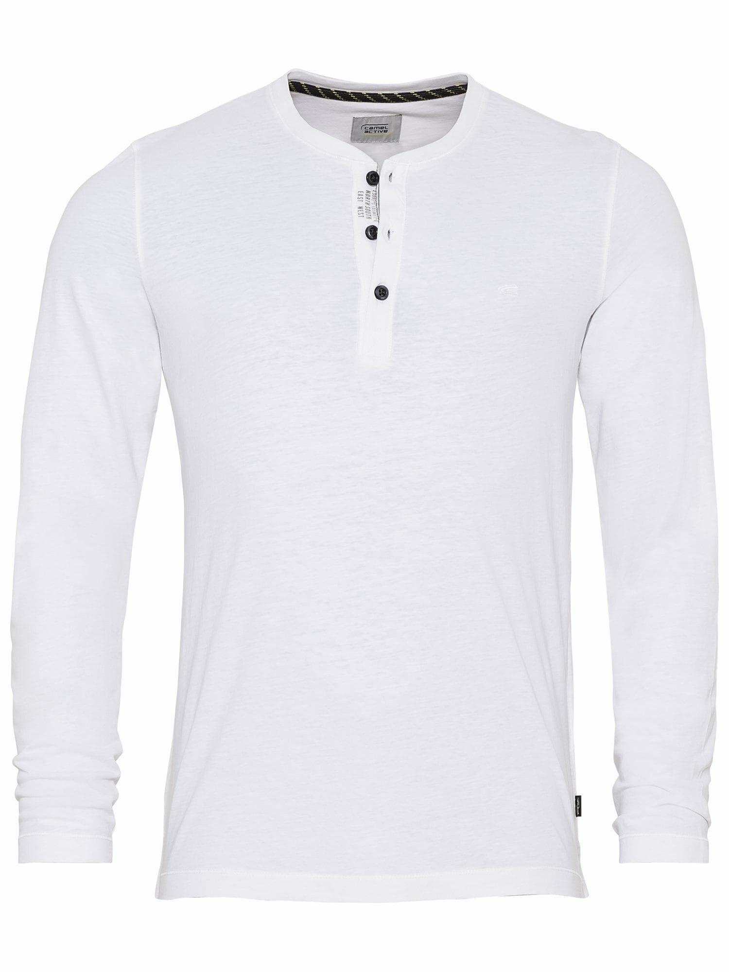CAMEL ACTIVE Marškinėliai balkšva