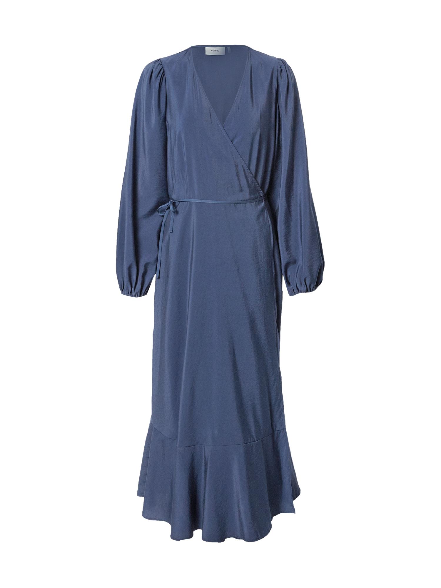Moves Suknelė tamsiai mėlyna jūros spalva