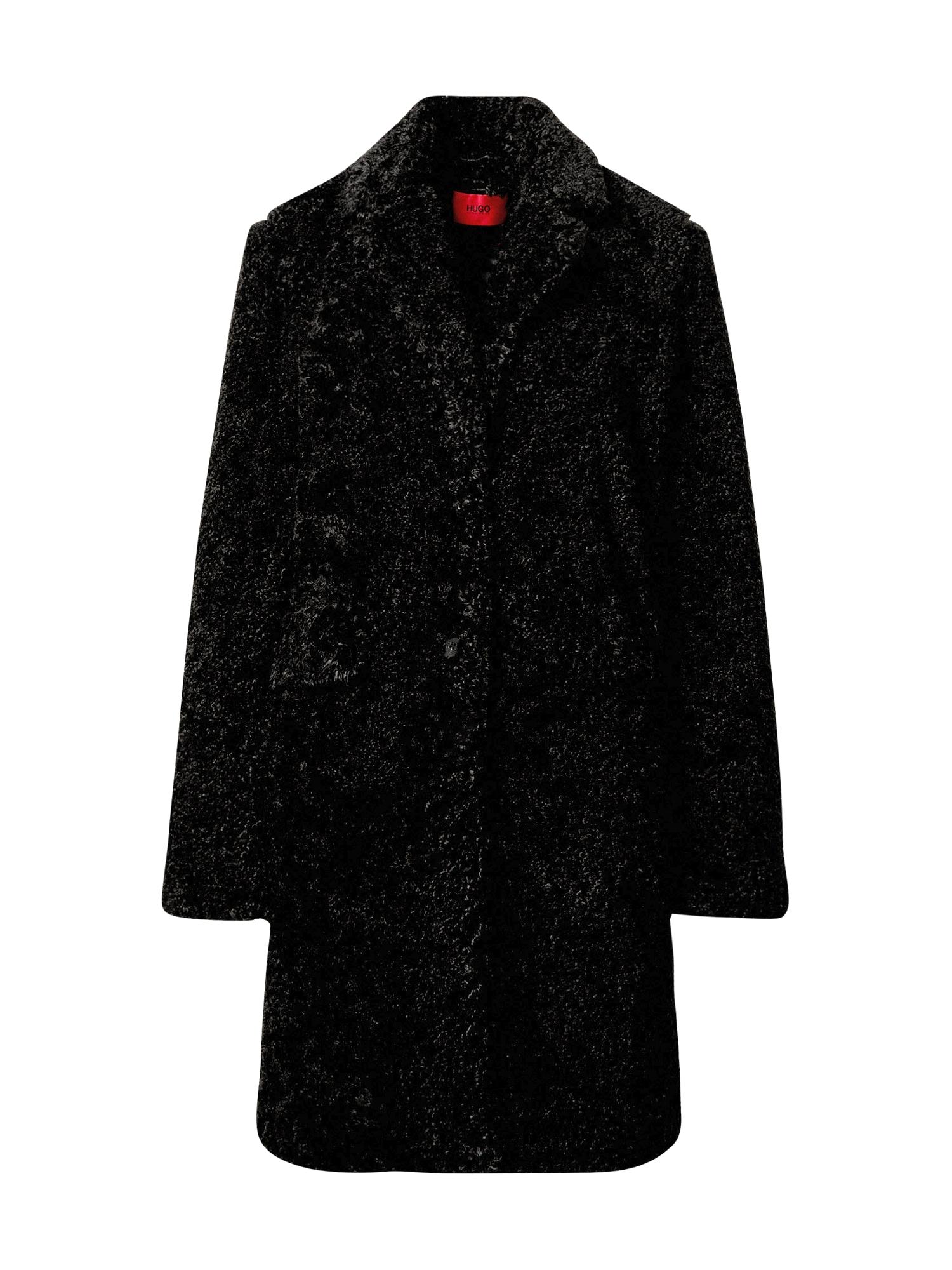 HUGO Rudeninis-žieminis paltas juoda