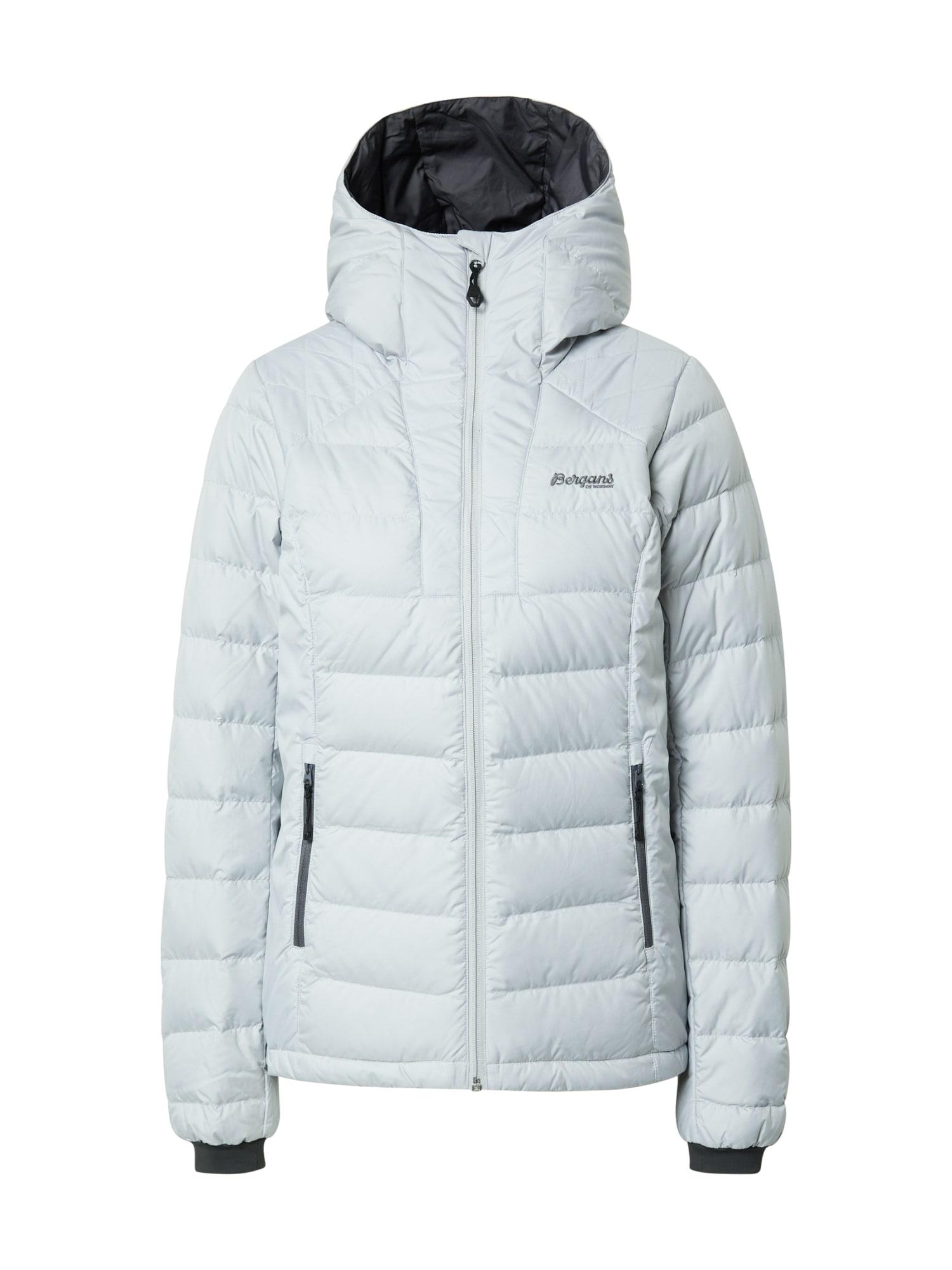 Bergans Žieminė striukė šviesiai pilka