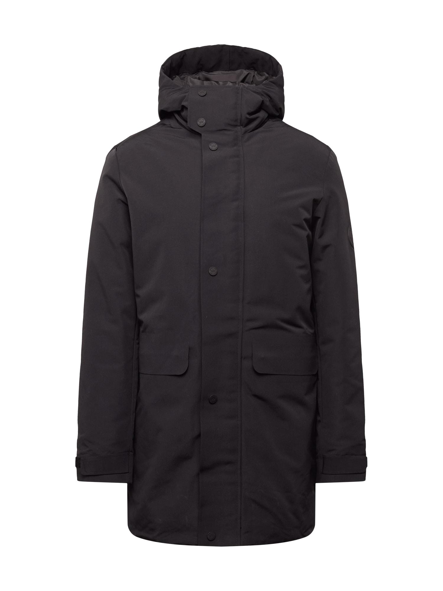 Kronstadt Zimní bunda 'Thor'  černá