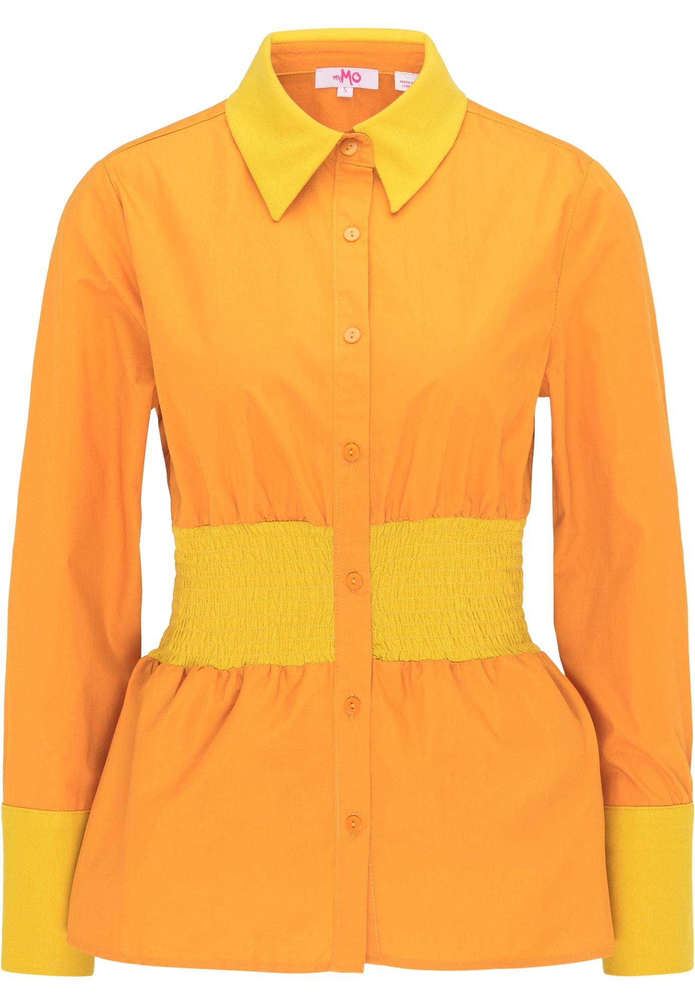 MYMO Palaidinė oranžinė / geltona