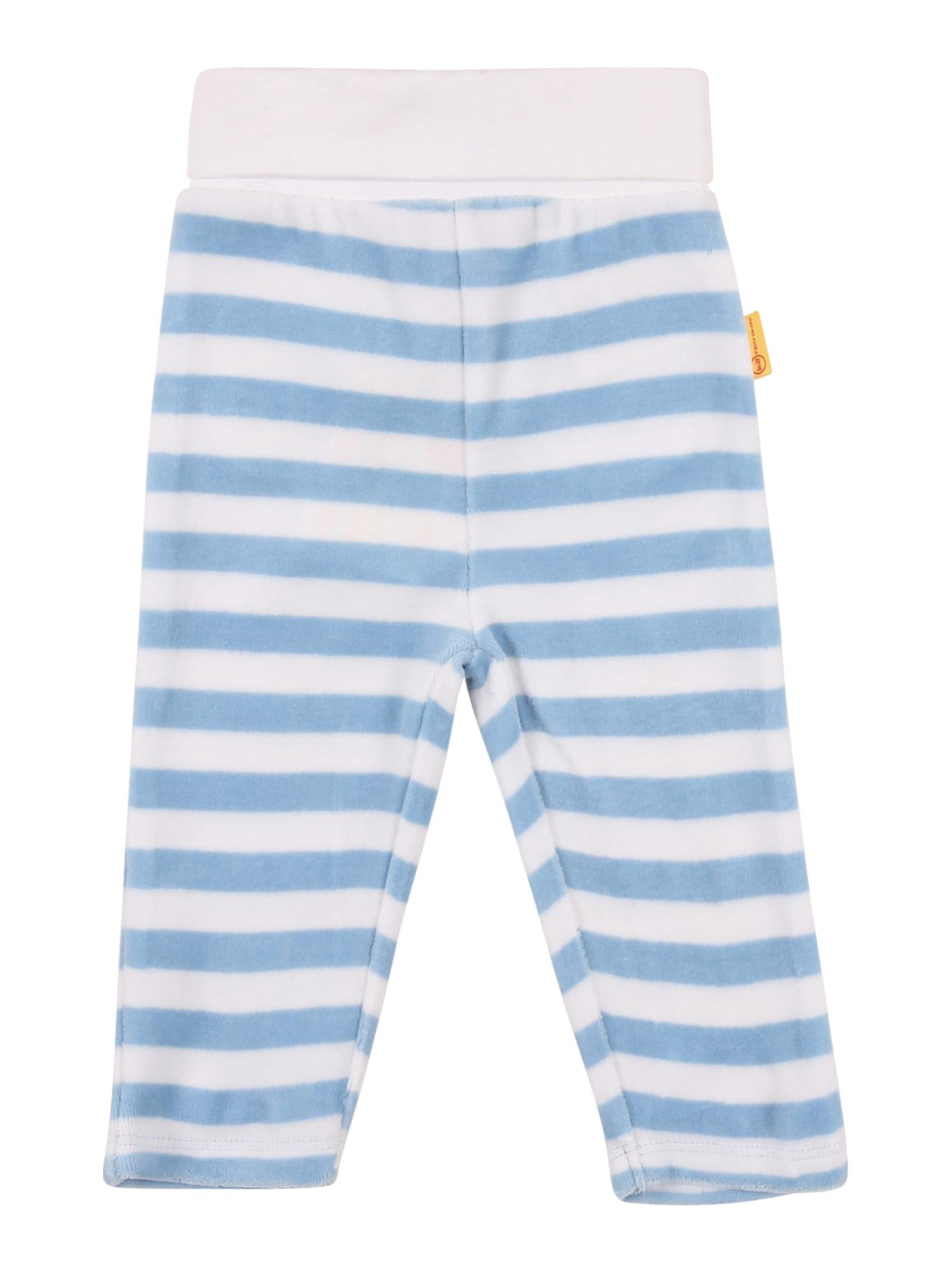 Steiff Collection Tamprės šviesiai mėlyna / balta