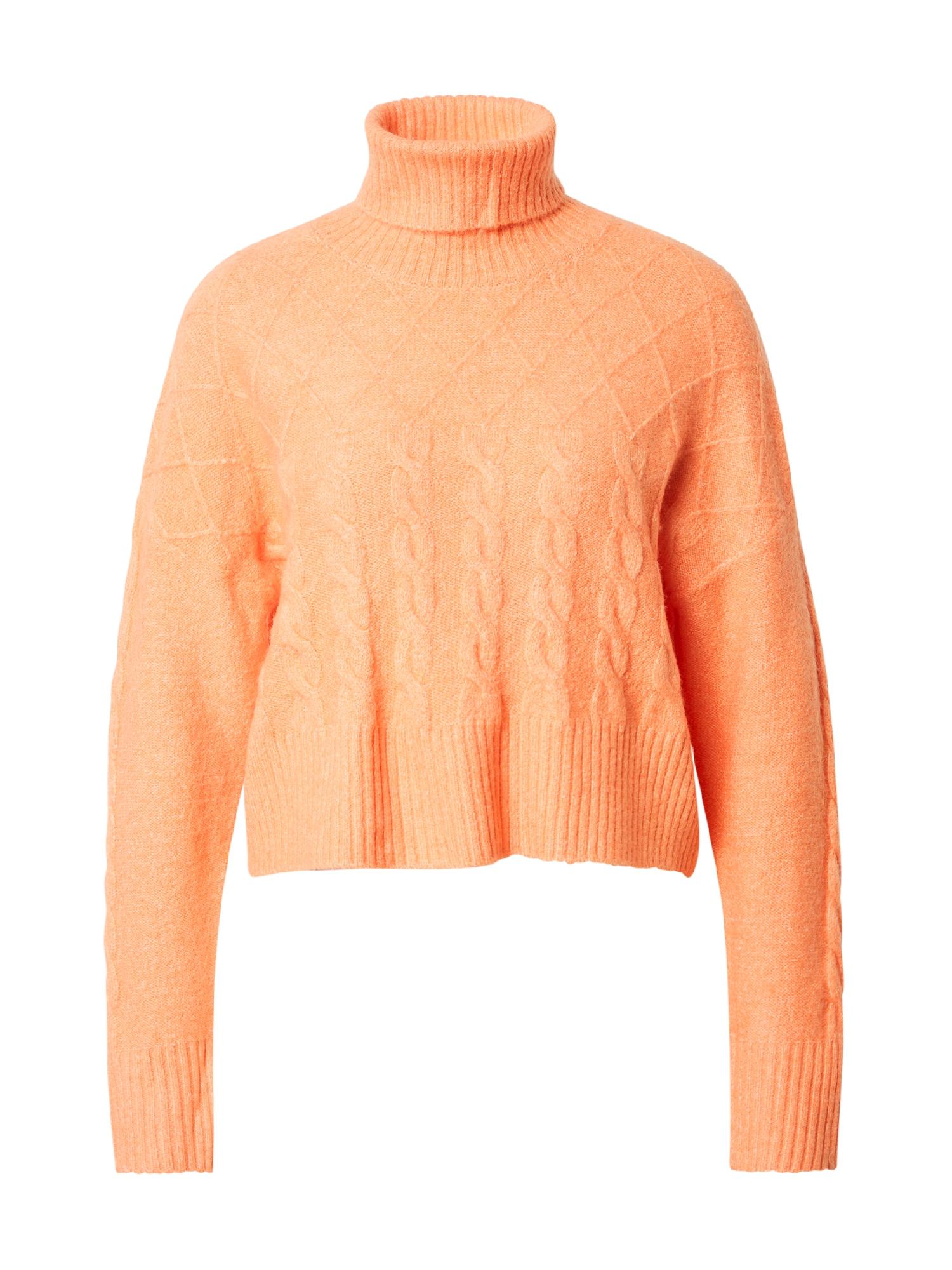 Pimkie Megztinis šviesiai oranžinė