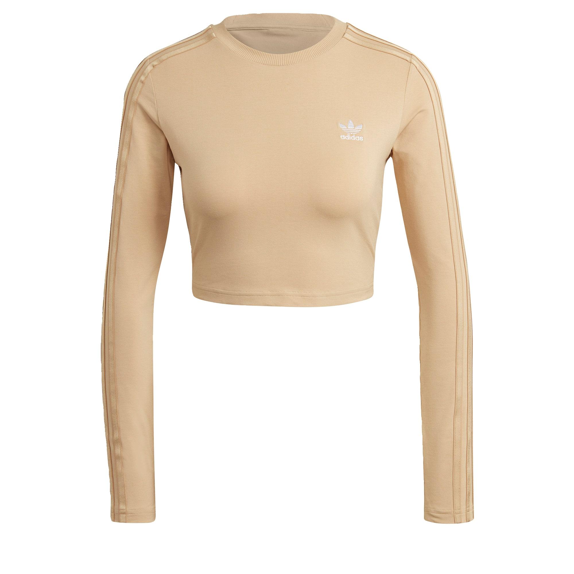 ADIDAS ORIGINALS Marškinėliai kremo