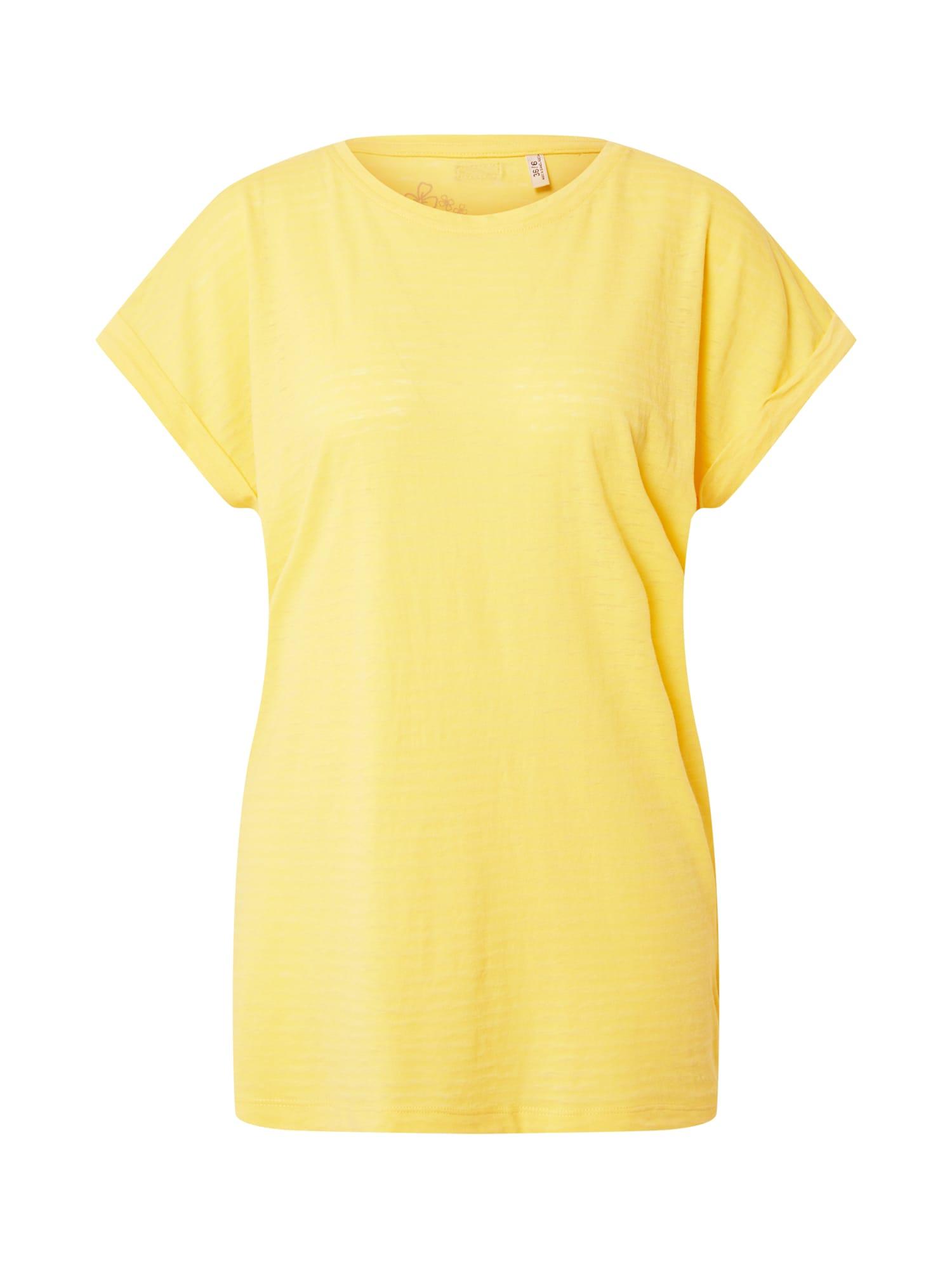 G.I.G.A. DX by killtec Sportiniai marškinėliai citrinos spalva