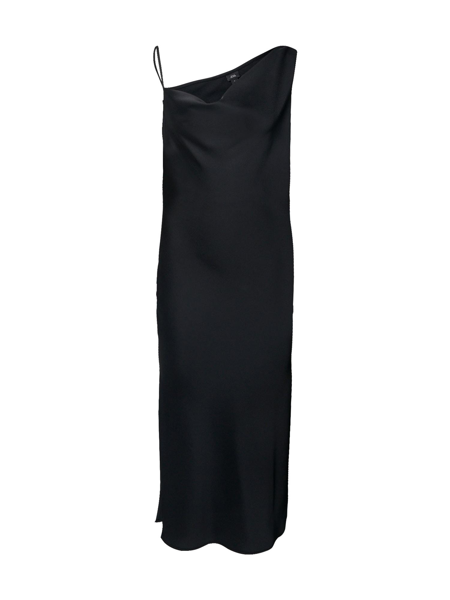 River Island Šaty 'Savannah'  černá