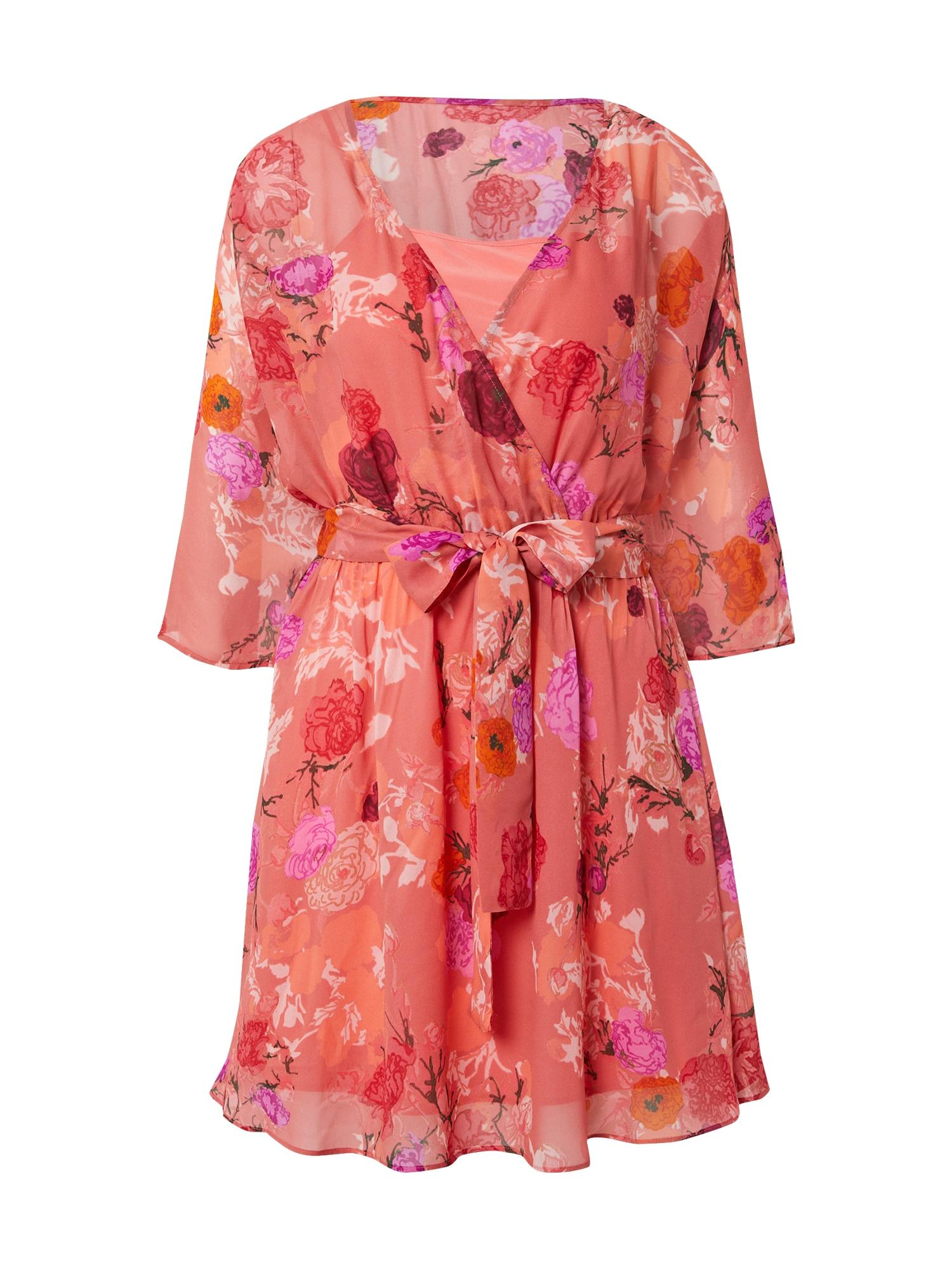 MAX&Co. Suknelė mišrios spalvos / lašišų spalva