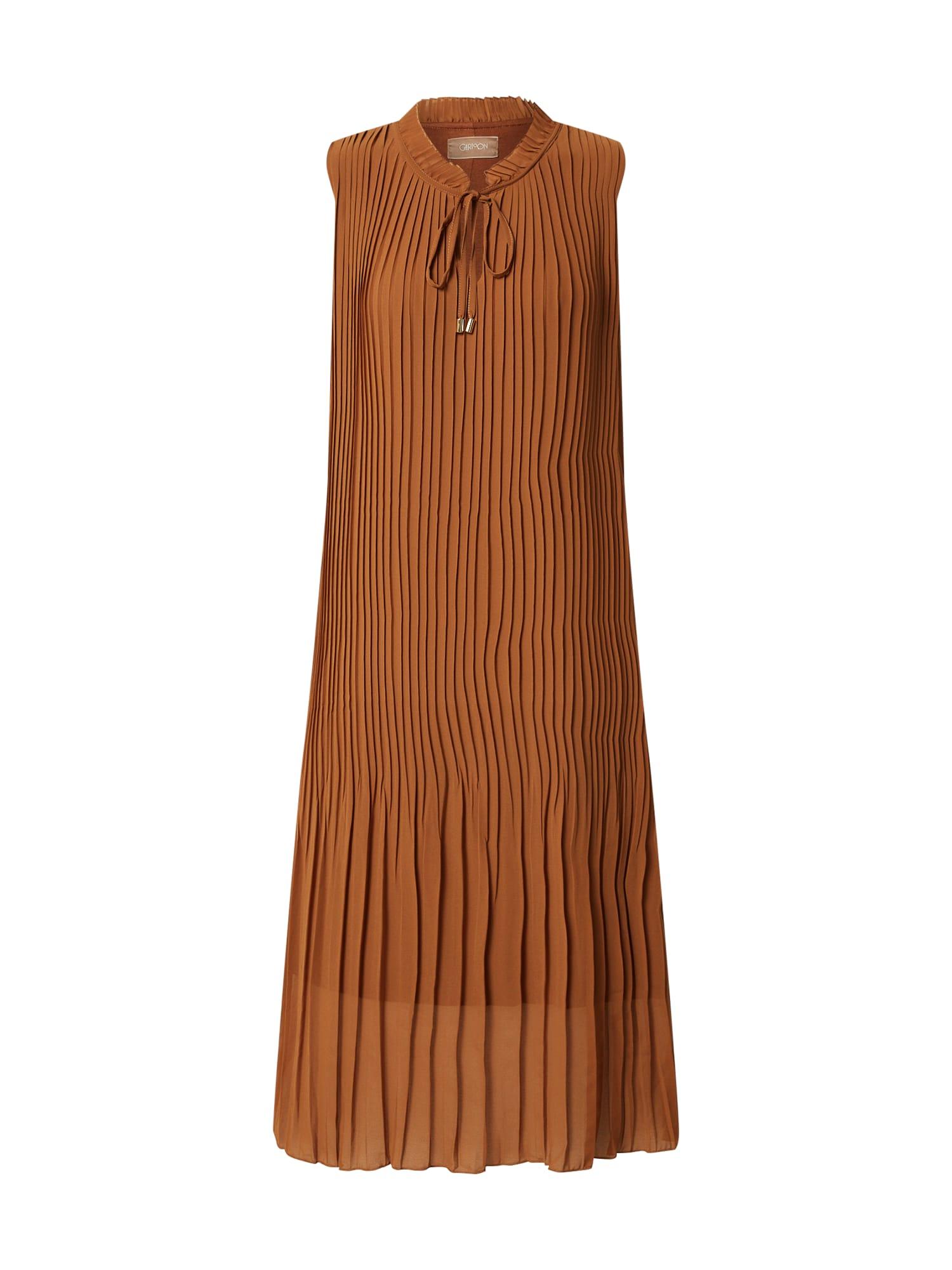 Cartoon Palaidinės tipo suknelė ruda