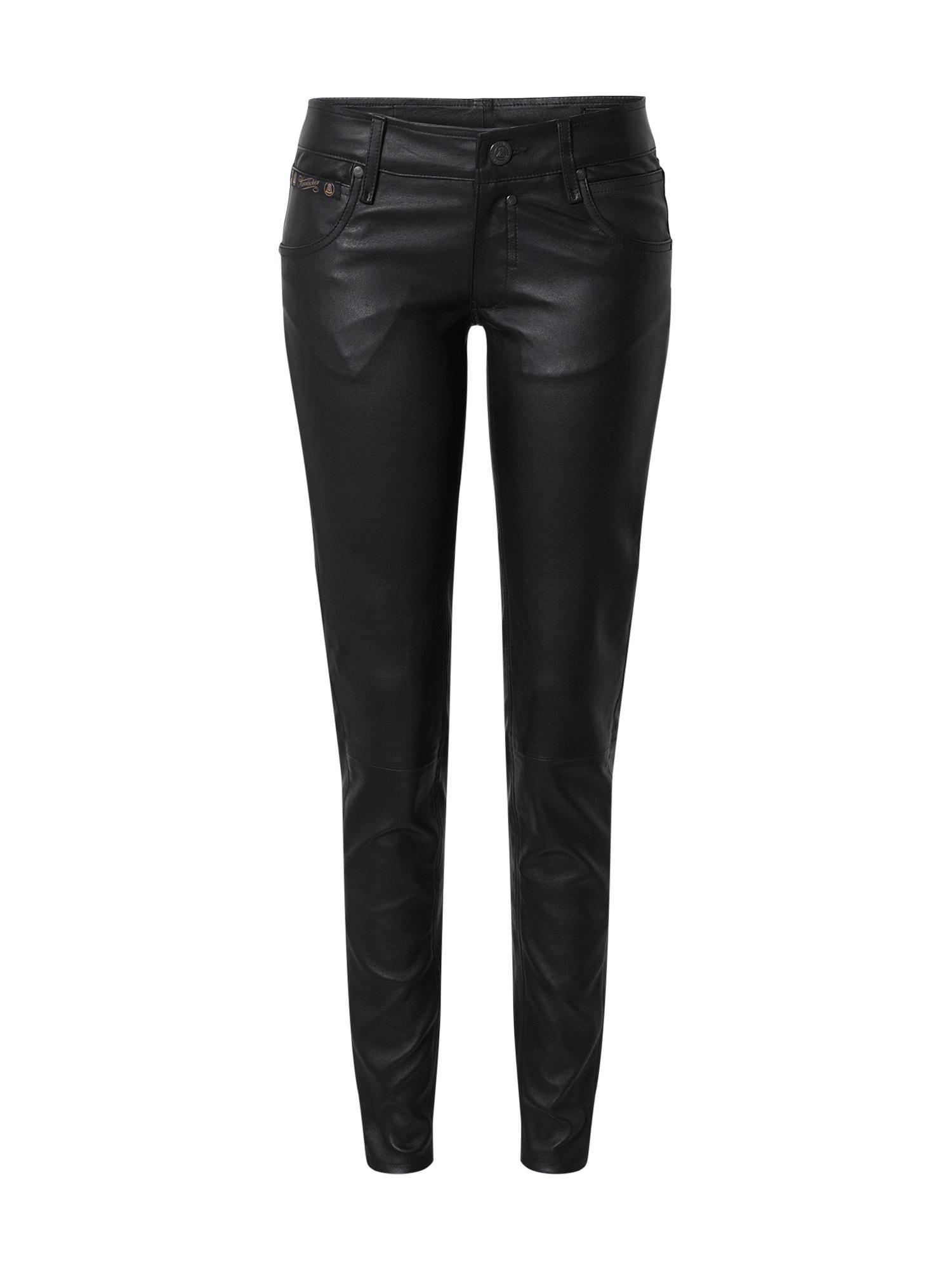 Herrlicher Kalhoty 'Touch'  černá