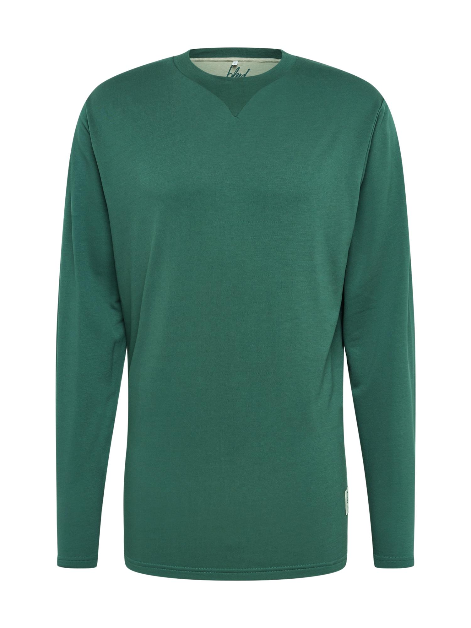bleed clothing Megztinis be užsegimo smaragdinė spalva
