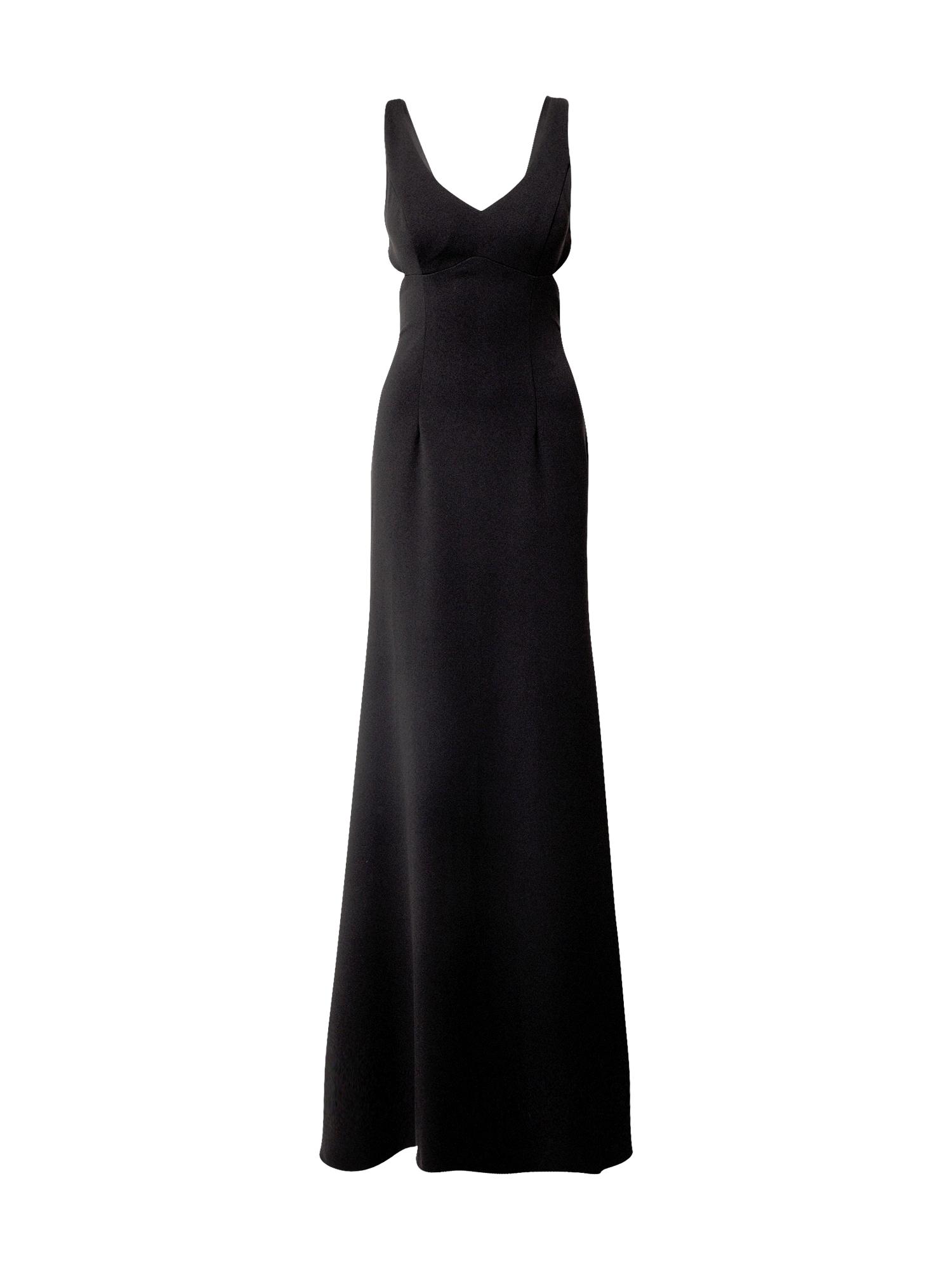 STAR NIGHT Vakarinė suknelė juoda