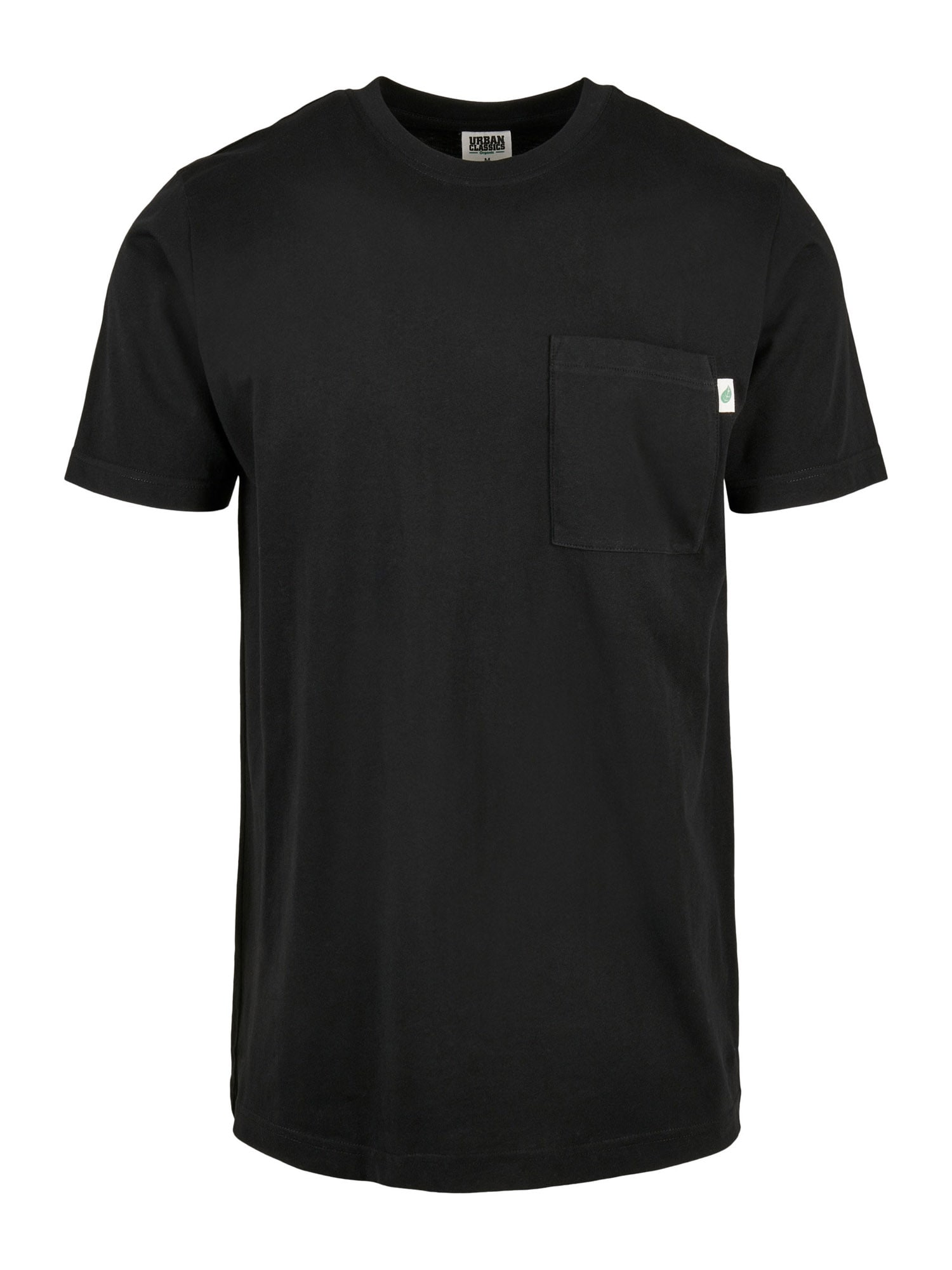 Urban Classics Big & Tall Marškinėliai juoda