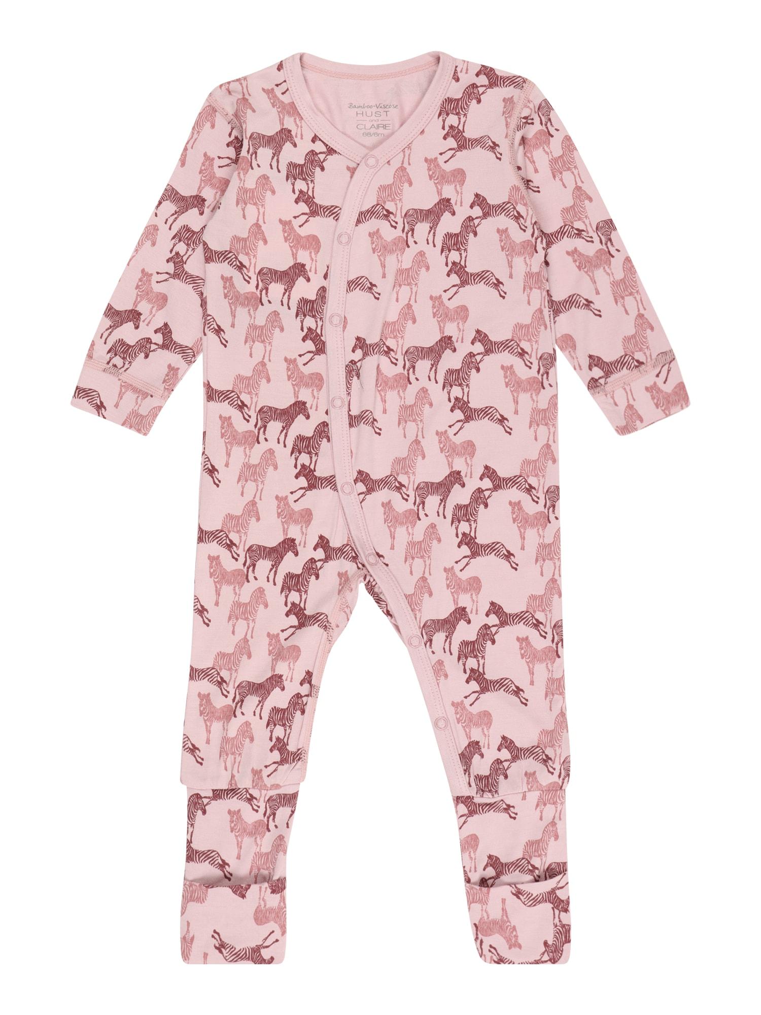 Hust & Claire Miego kostiumas 'Mulle' rožių spalva / vyšninė spalva / rožinė
