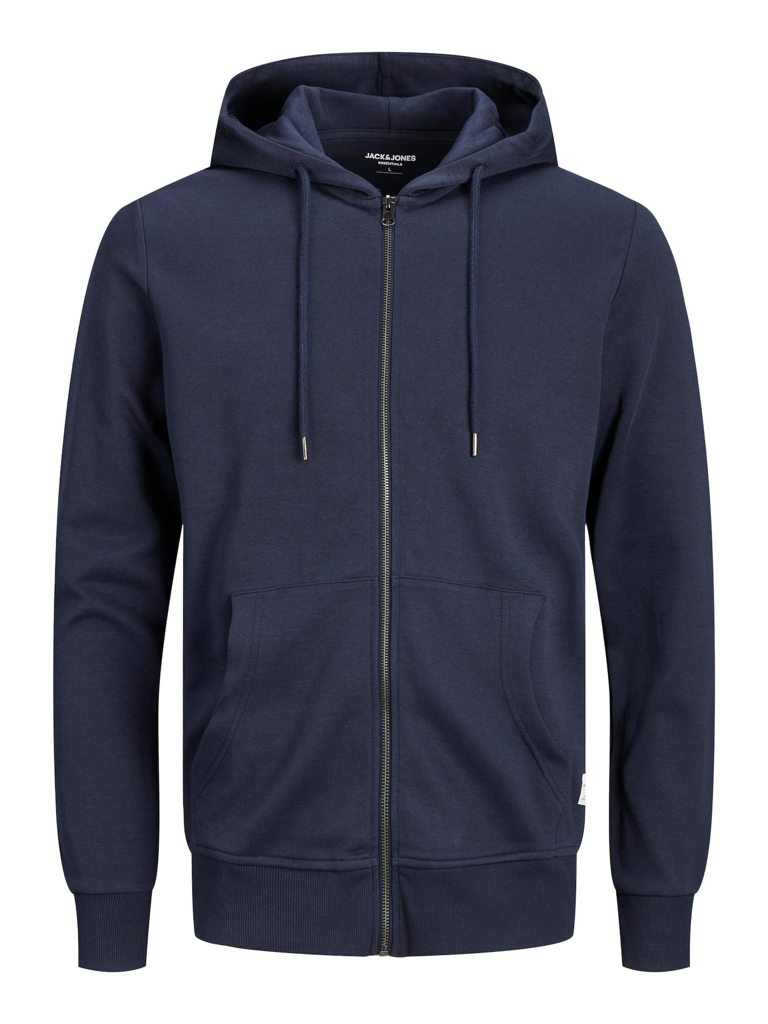 Jack & Jones Plus Džemperis tamsiai mėlyna