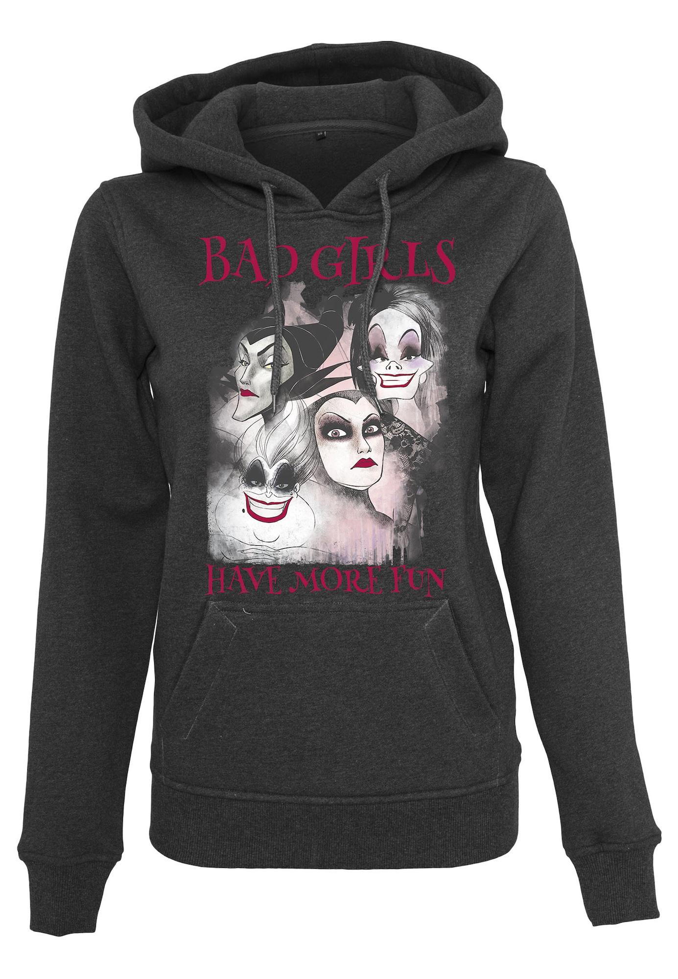 Merchcode Megztinis be užsegimo pilka / rožinė / ryškiai rožinė spalva