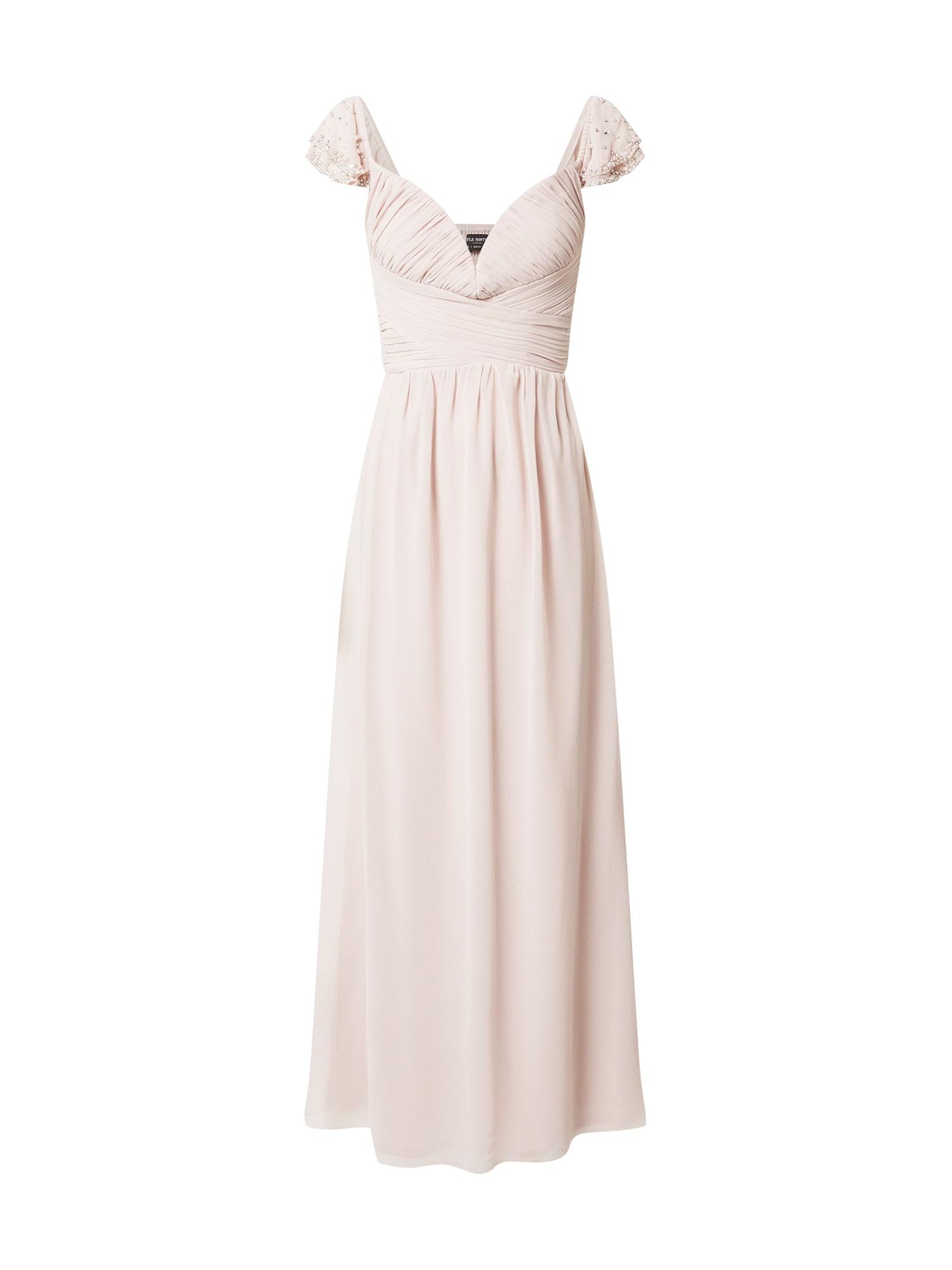 Little Mistress Vakarinė suknelė šviesiai rožinė