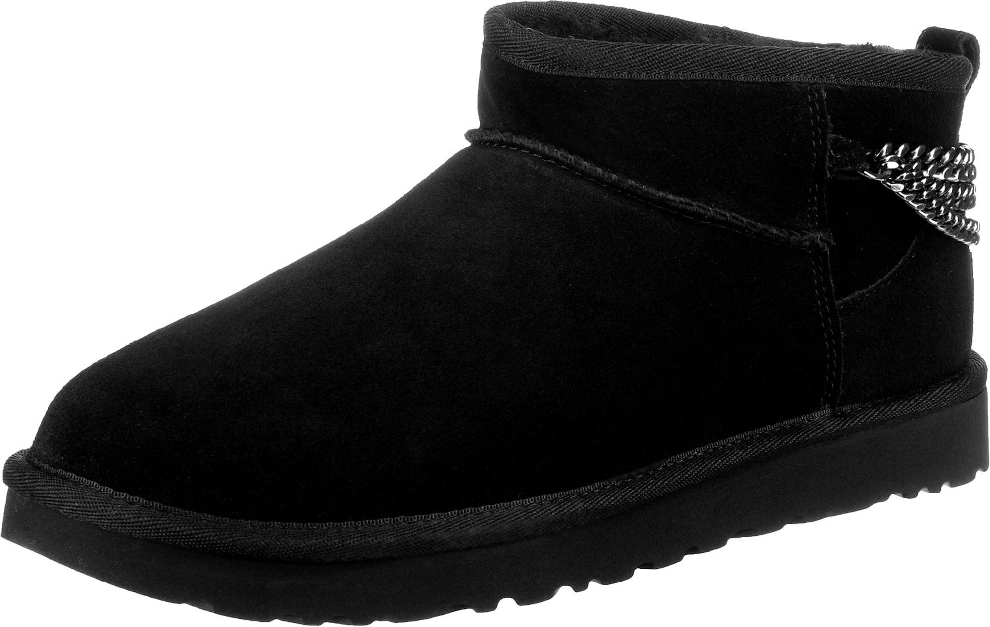 UGG Auliniai batai juoda