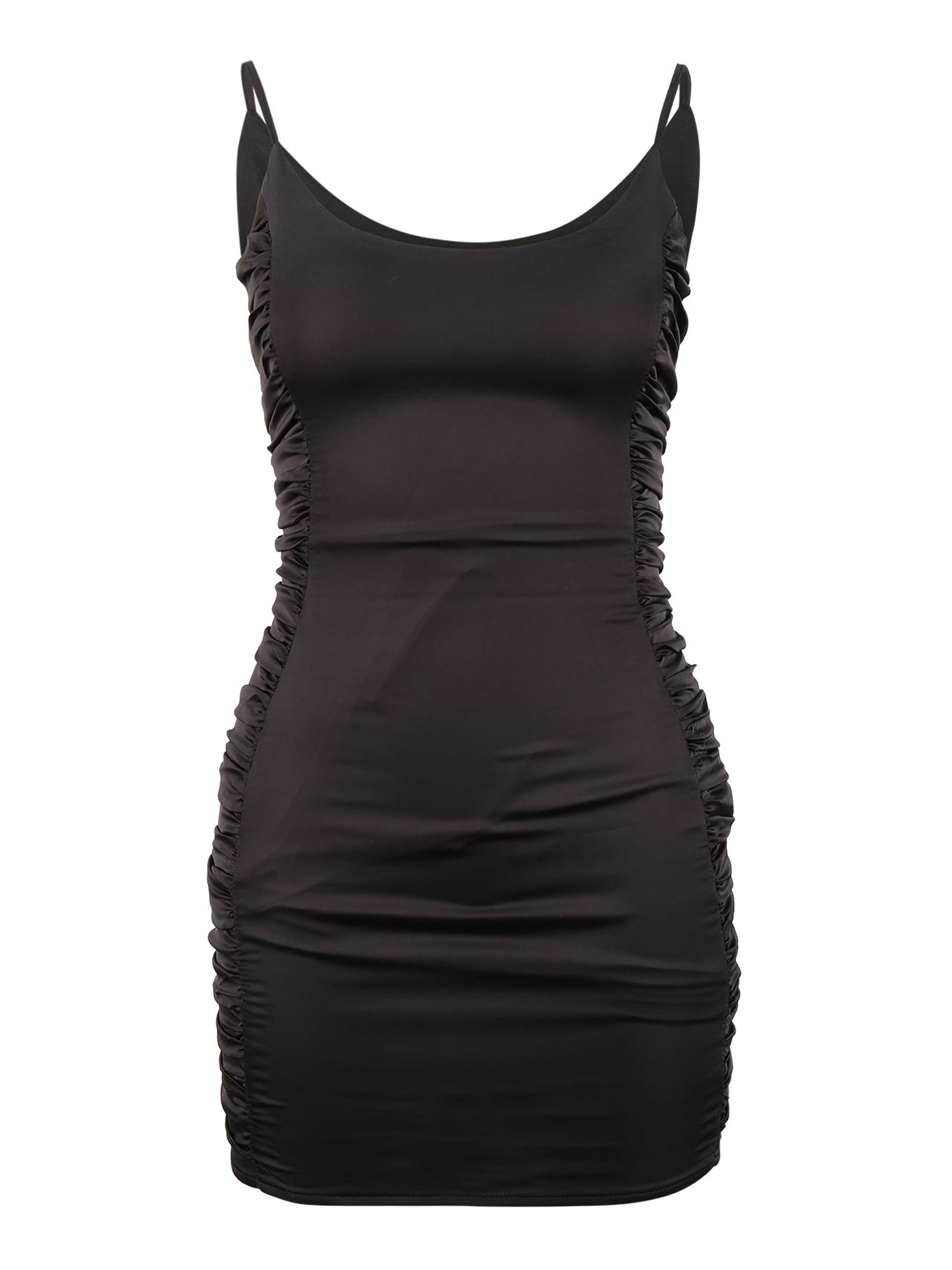 Missguided (Petite) Kokteilinė suknelė juoda