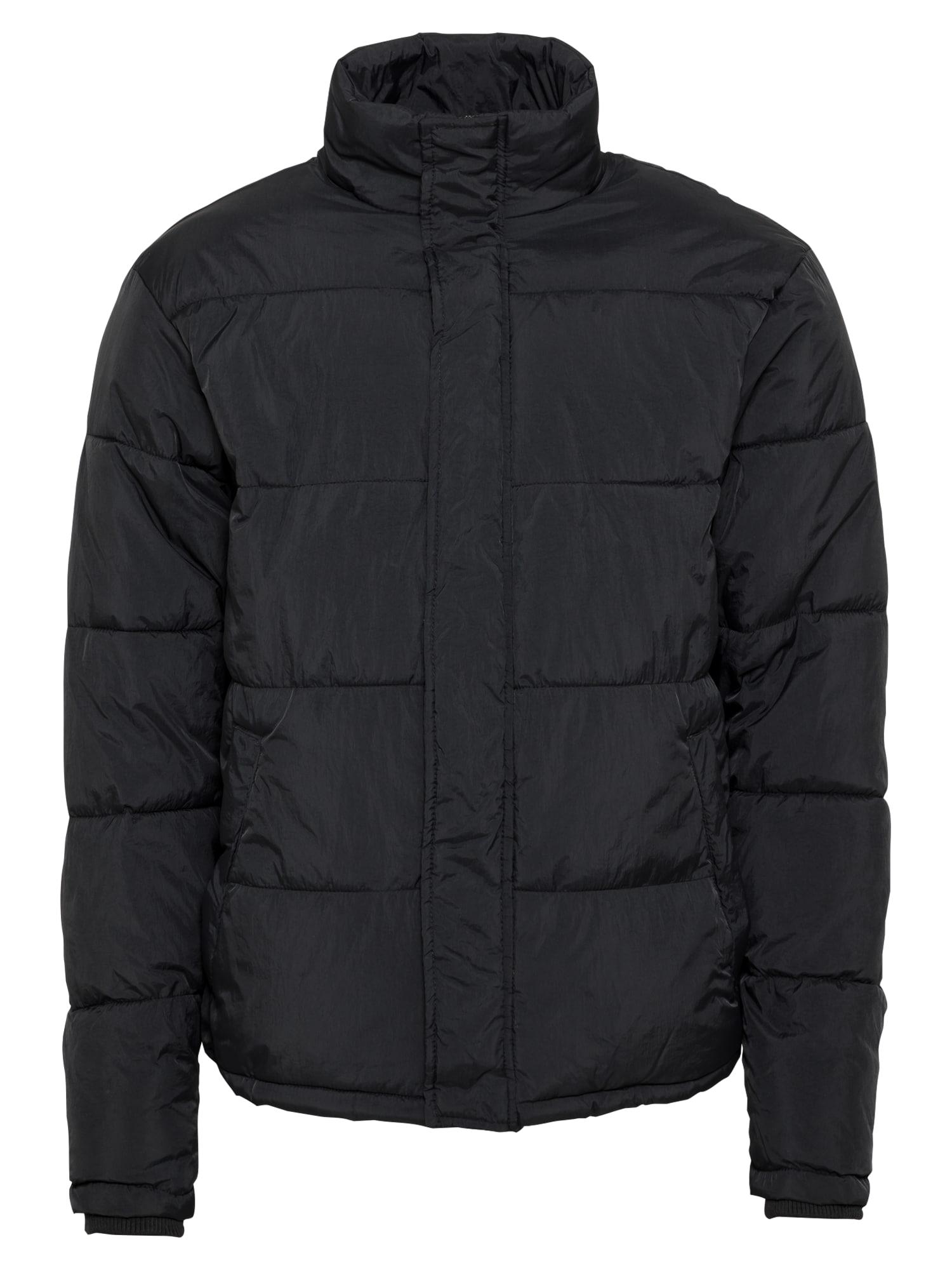 Cotton On Žieminė striukė juoda