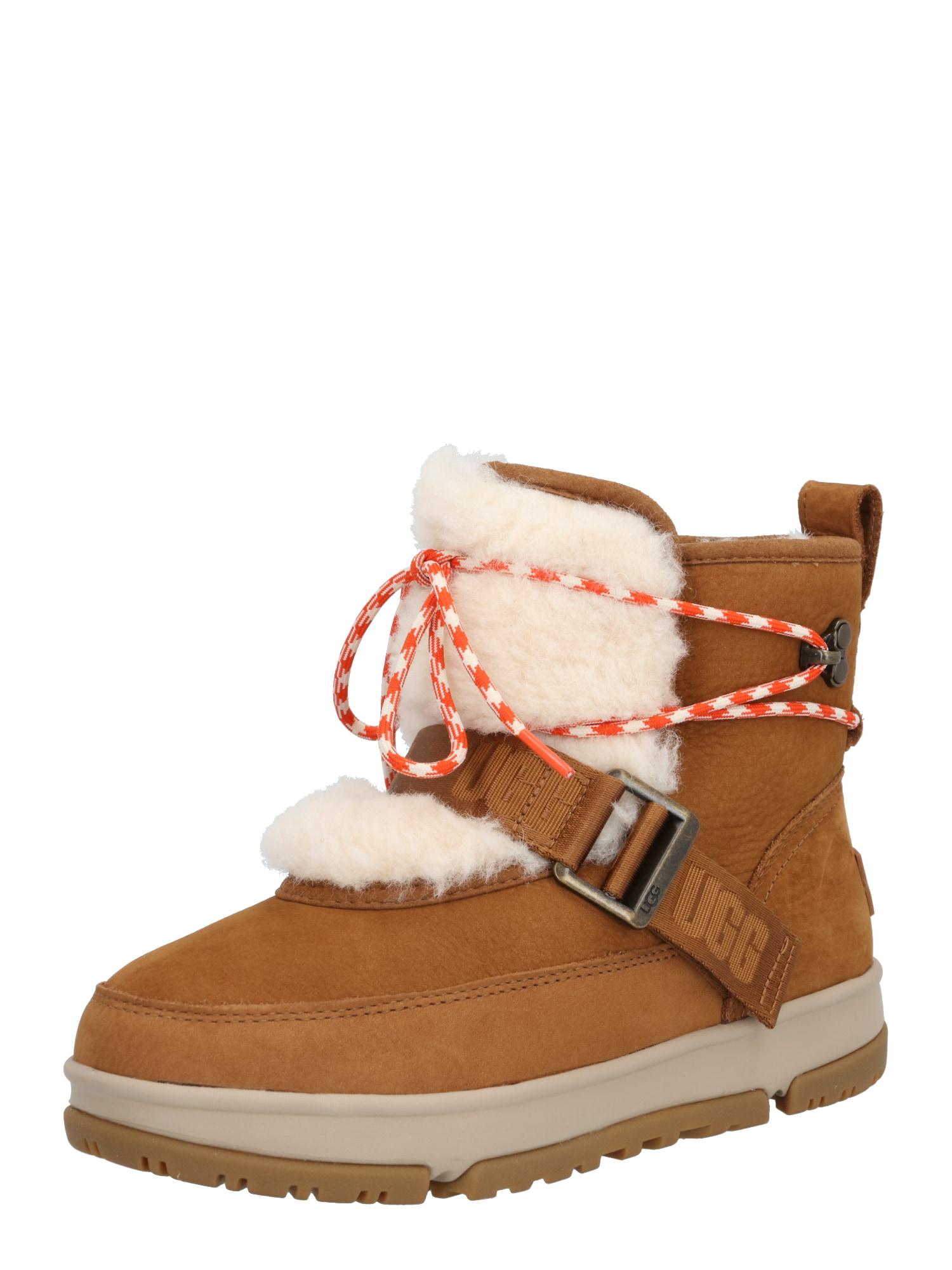 UGG Sniego batai ruda (konjako)