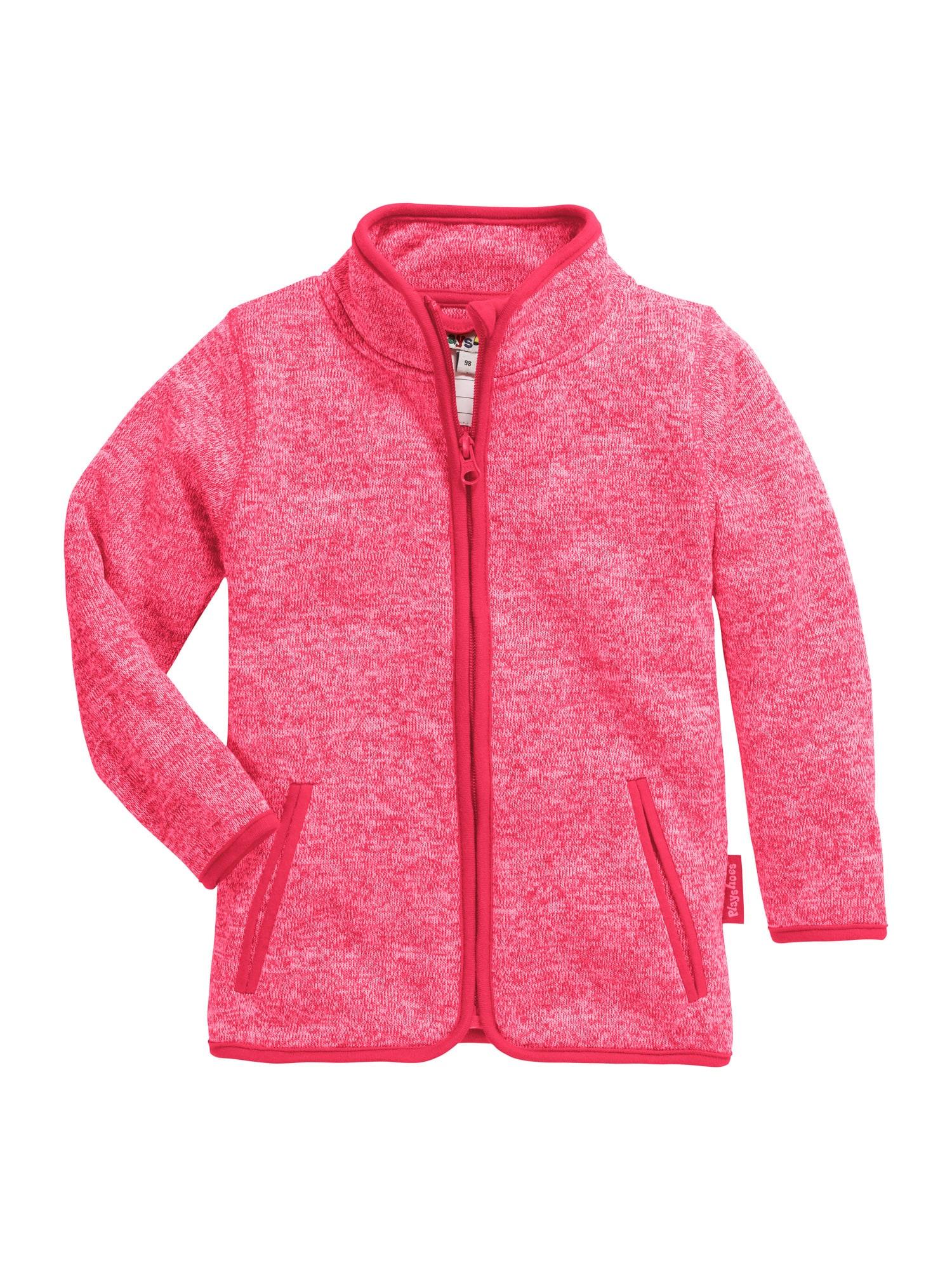 PLAYSHOES Flisinis džemperis rožinė / šviesiai rožinė