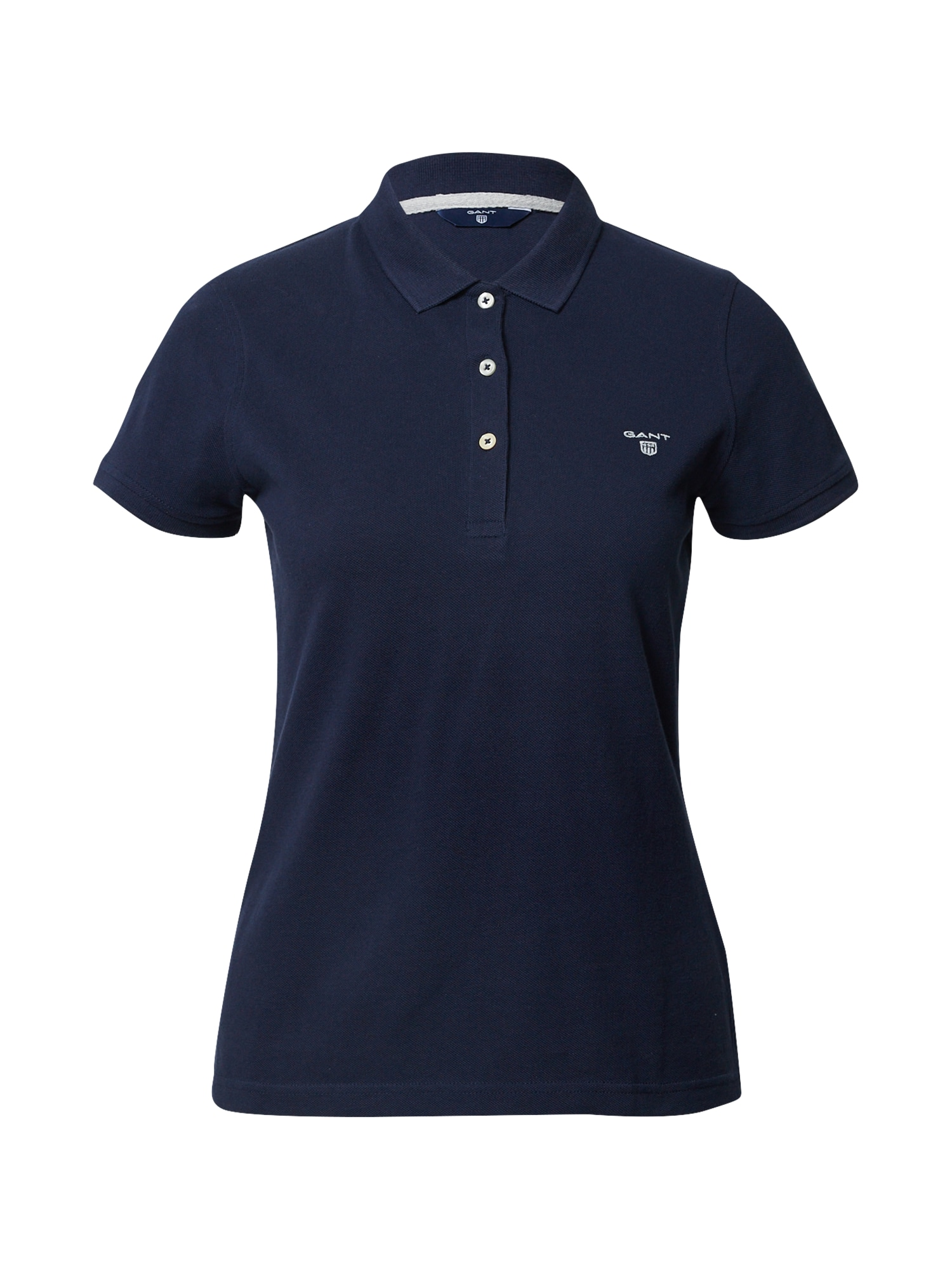 GANT Tričko  marine modrá