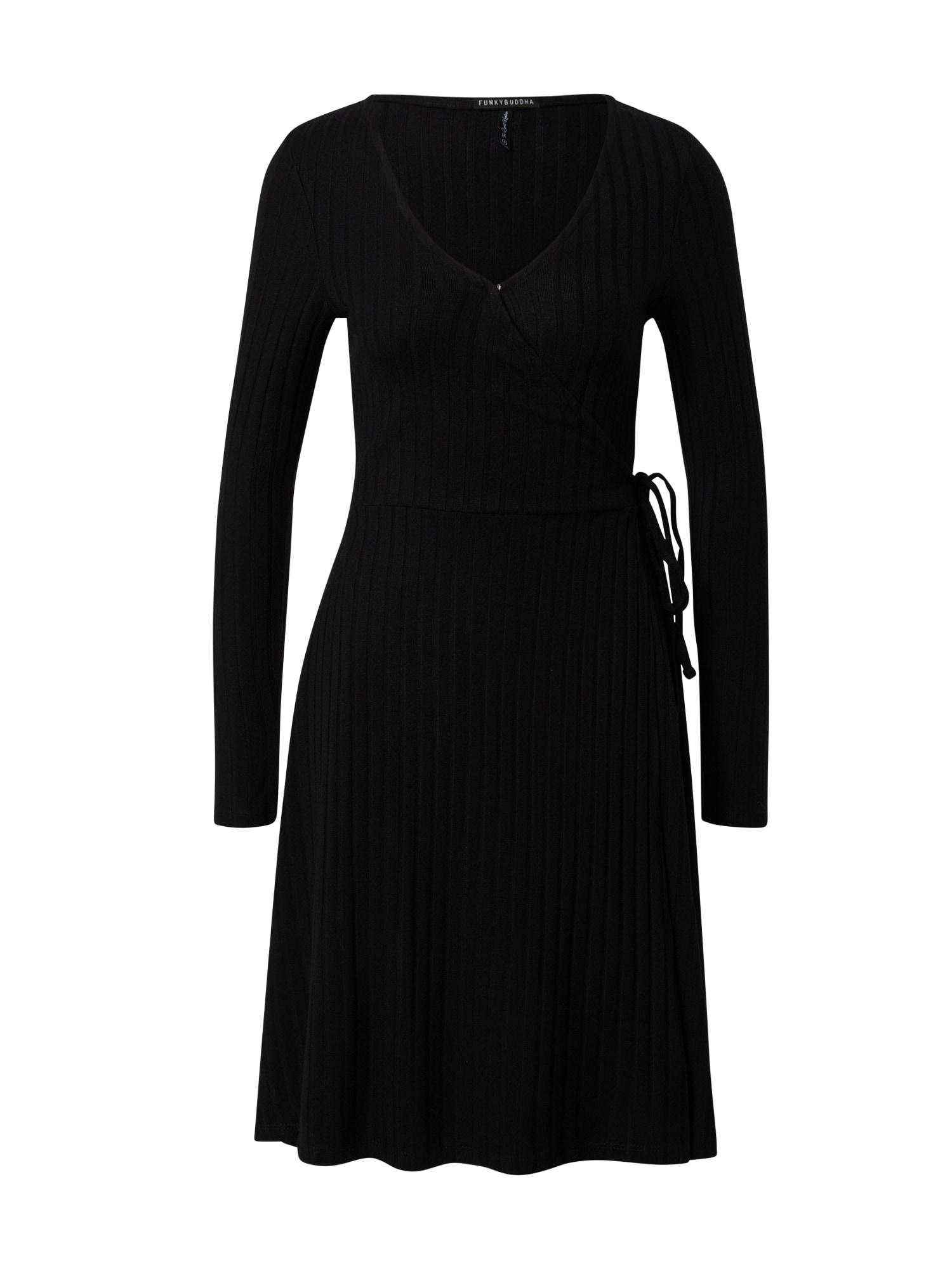 Funky Buddha Suknelė juoda