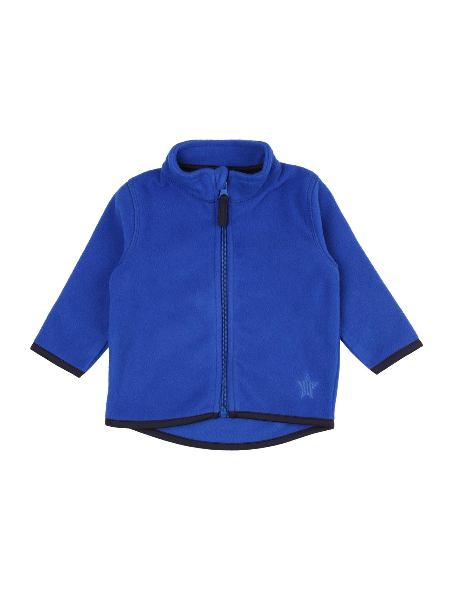 "BLUE SEVEN Flisinis džemperis sodri mėlyna (""karališka"") / nakties mėlyna"