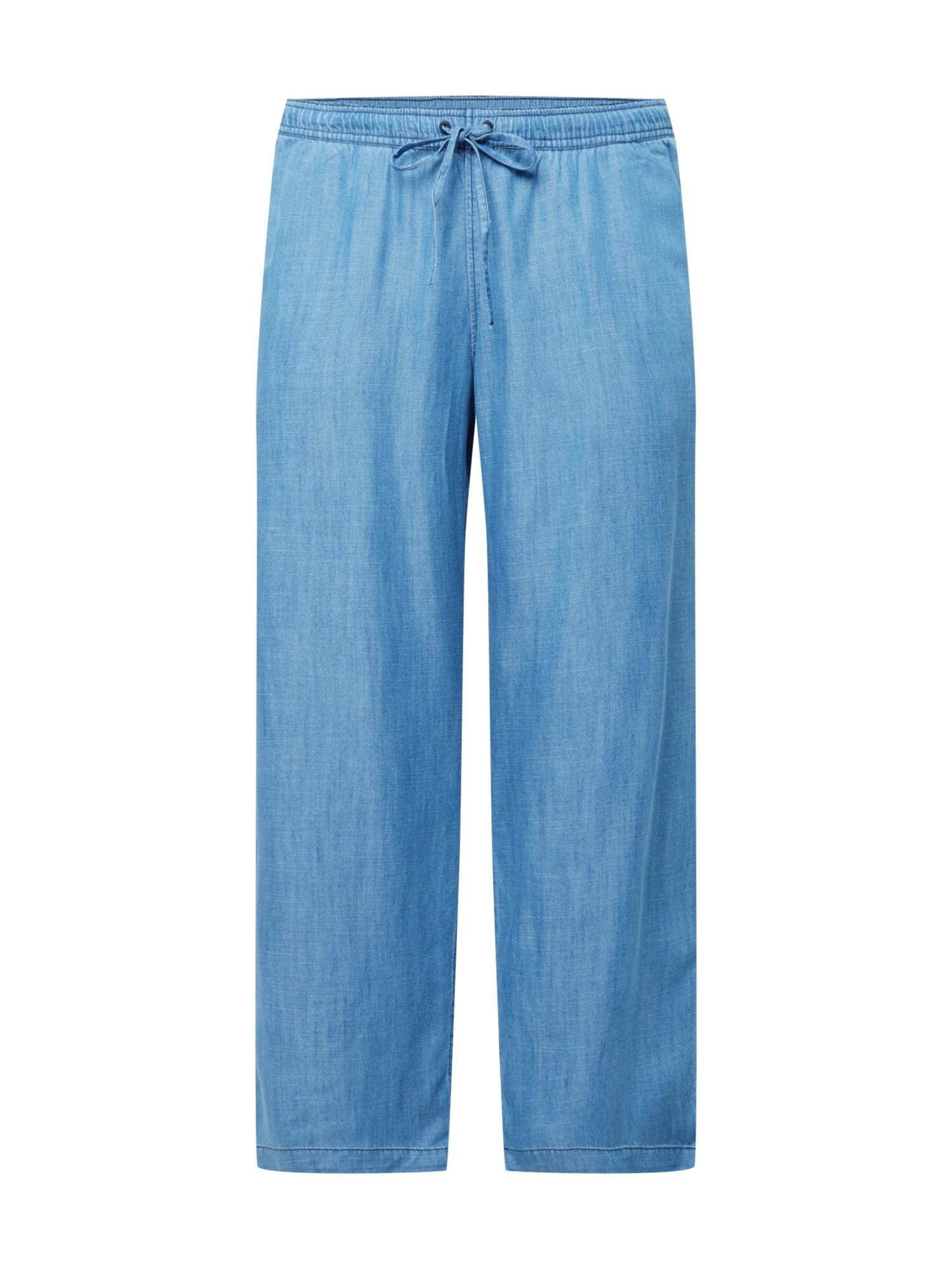 Esprit Curves Kelnės tamsiai (džinso) mėlyna