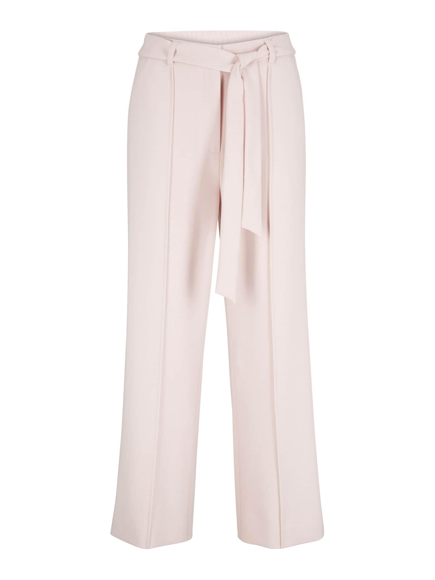 heine Kelnės su kantu pastelinė rožinė