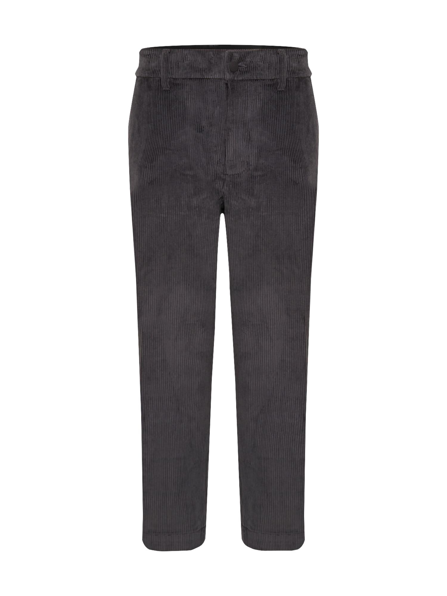 Calvin Klein Jeans Kelnės tamsiai pilka