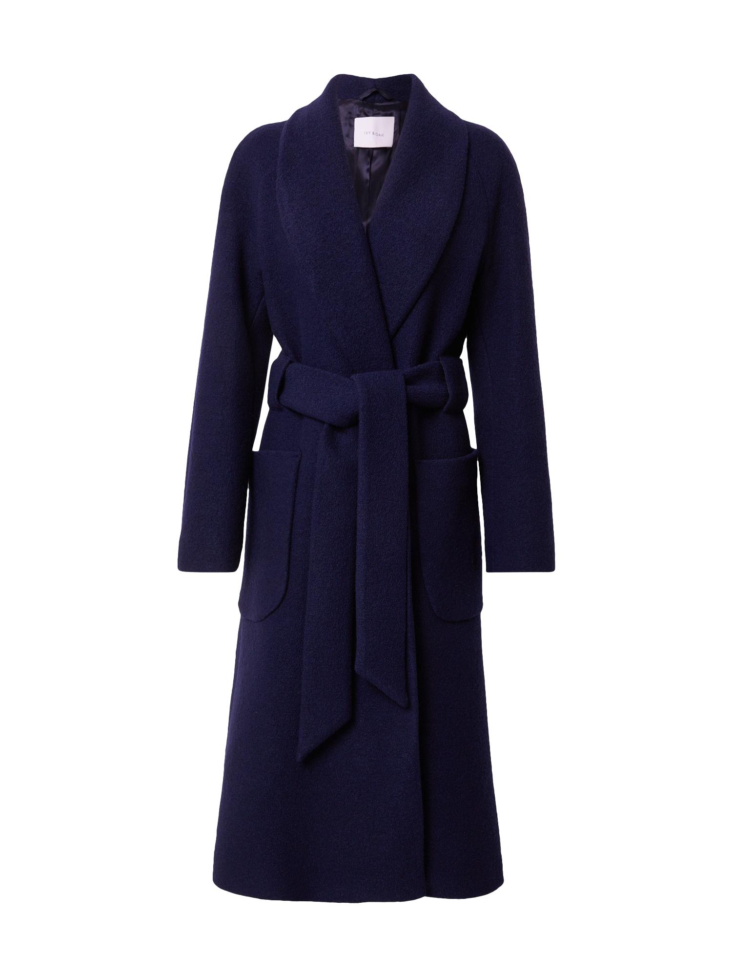 IVY & OAK Demisezoninis paltas mėlyna
