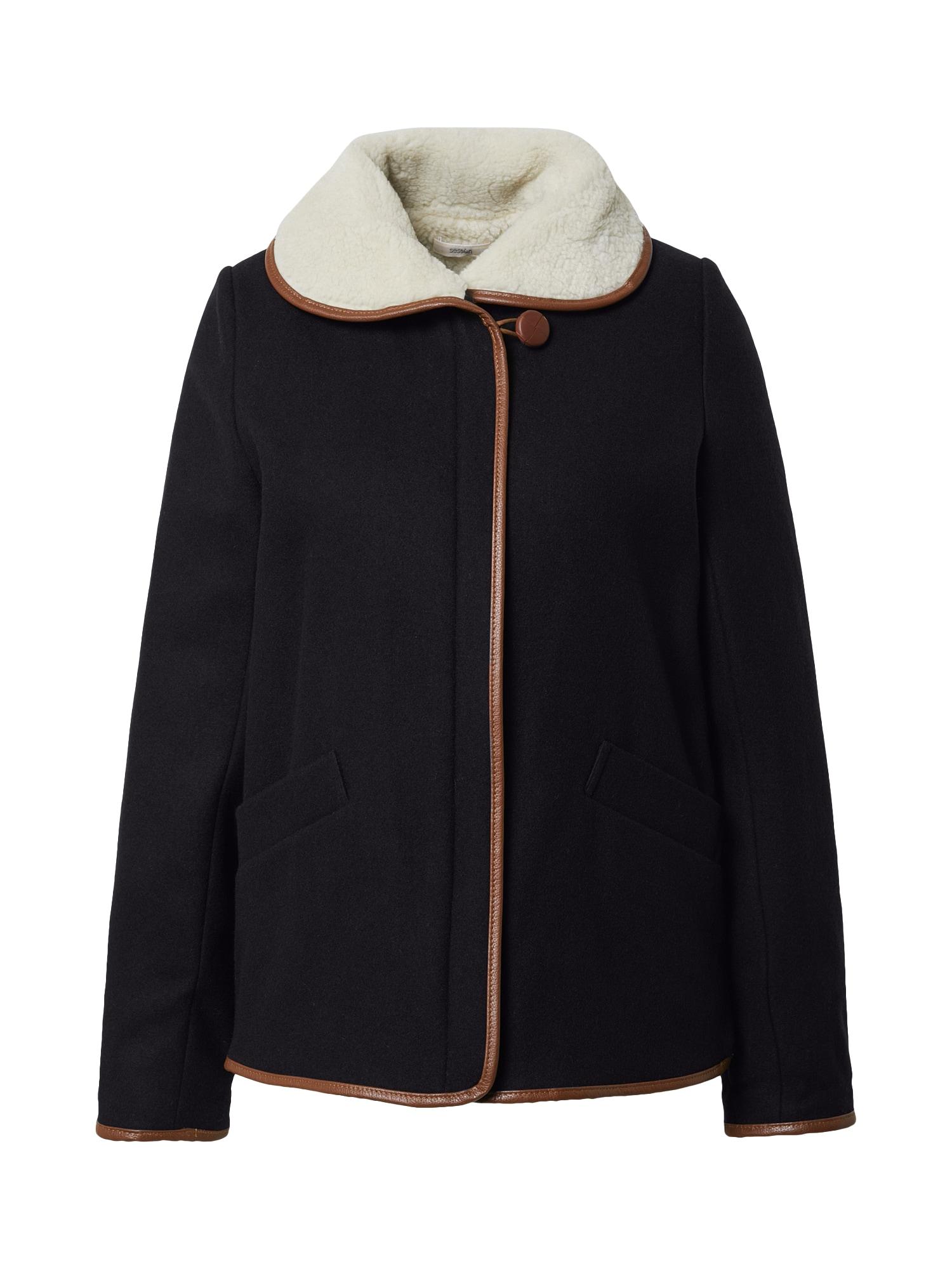 sessun Zimní kabát 'Paolo'  námořnická modř