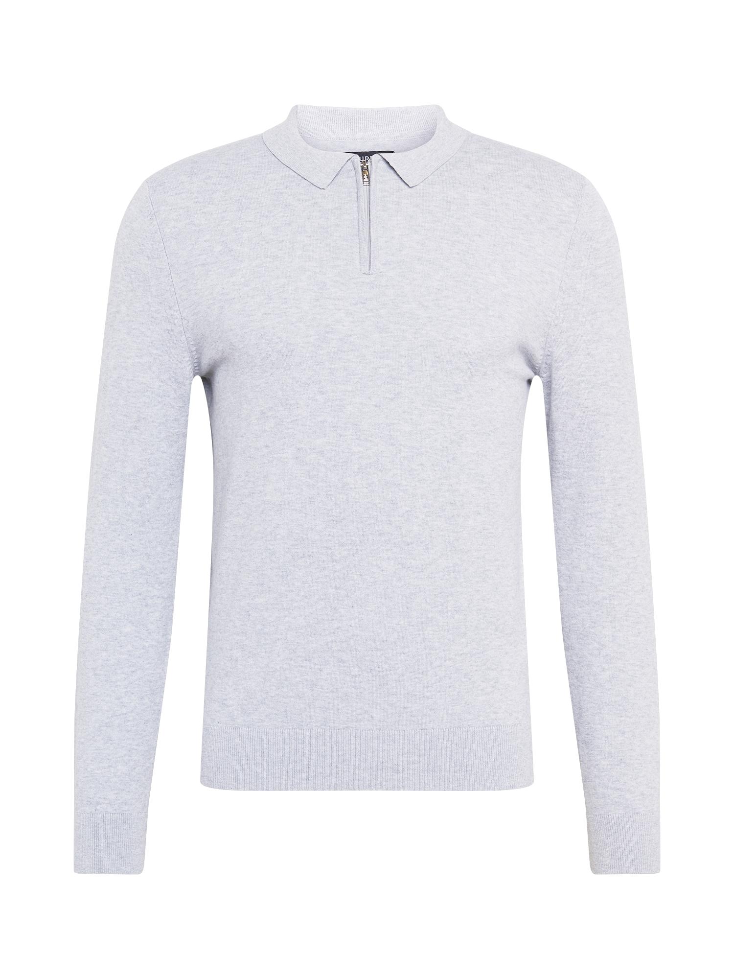 BURTON MENSWEAR LONDON Marškinėliai šviesiai pilka