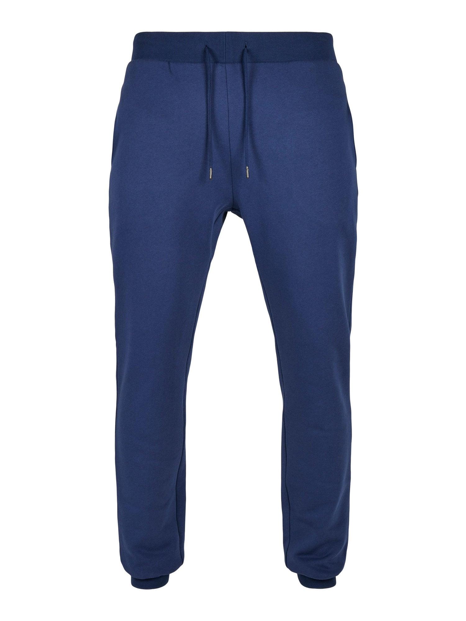 Urban Classics Big & Tall Kelnės tamsiai mėlyna / tamsiai mėlyna
