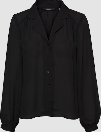 Vero Moda Curve Poel Langärmeliges, locker geschnittenes Hemd mit Knopfleiste