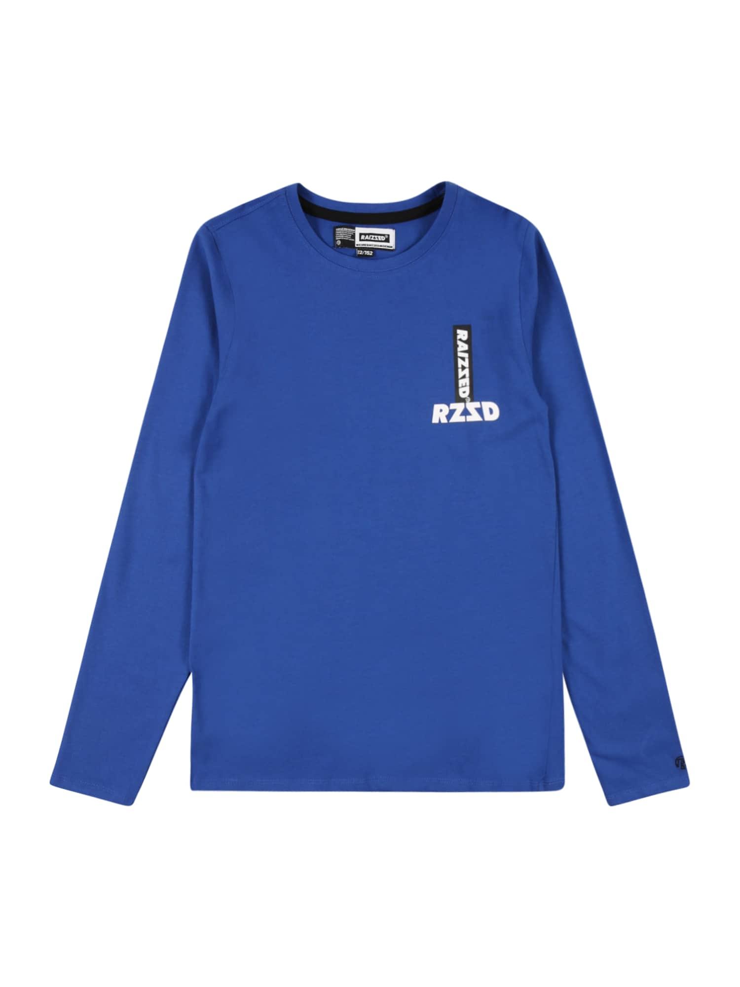 Raizzed Marškinėliai mėlyna / balta / juoda