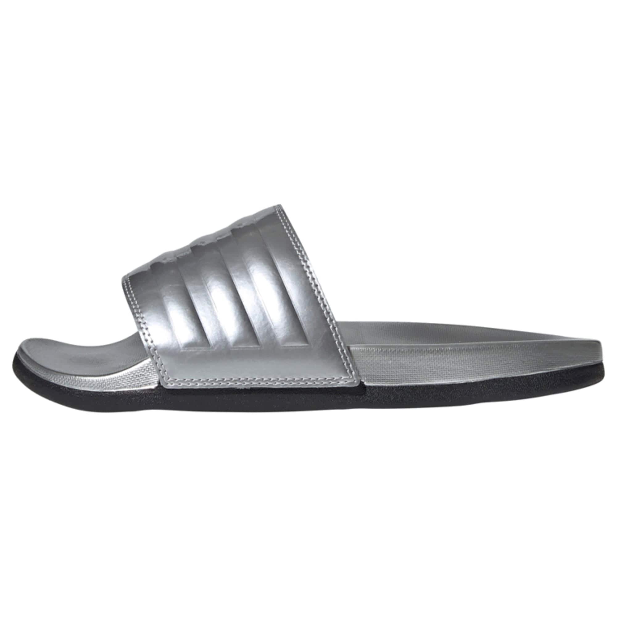 ADIDAS PERFORMANCE Sandalai / maudymosi batai sidabrinė