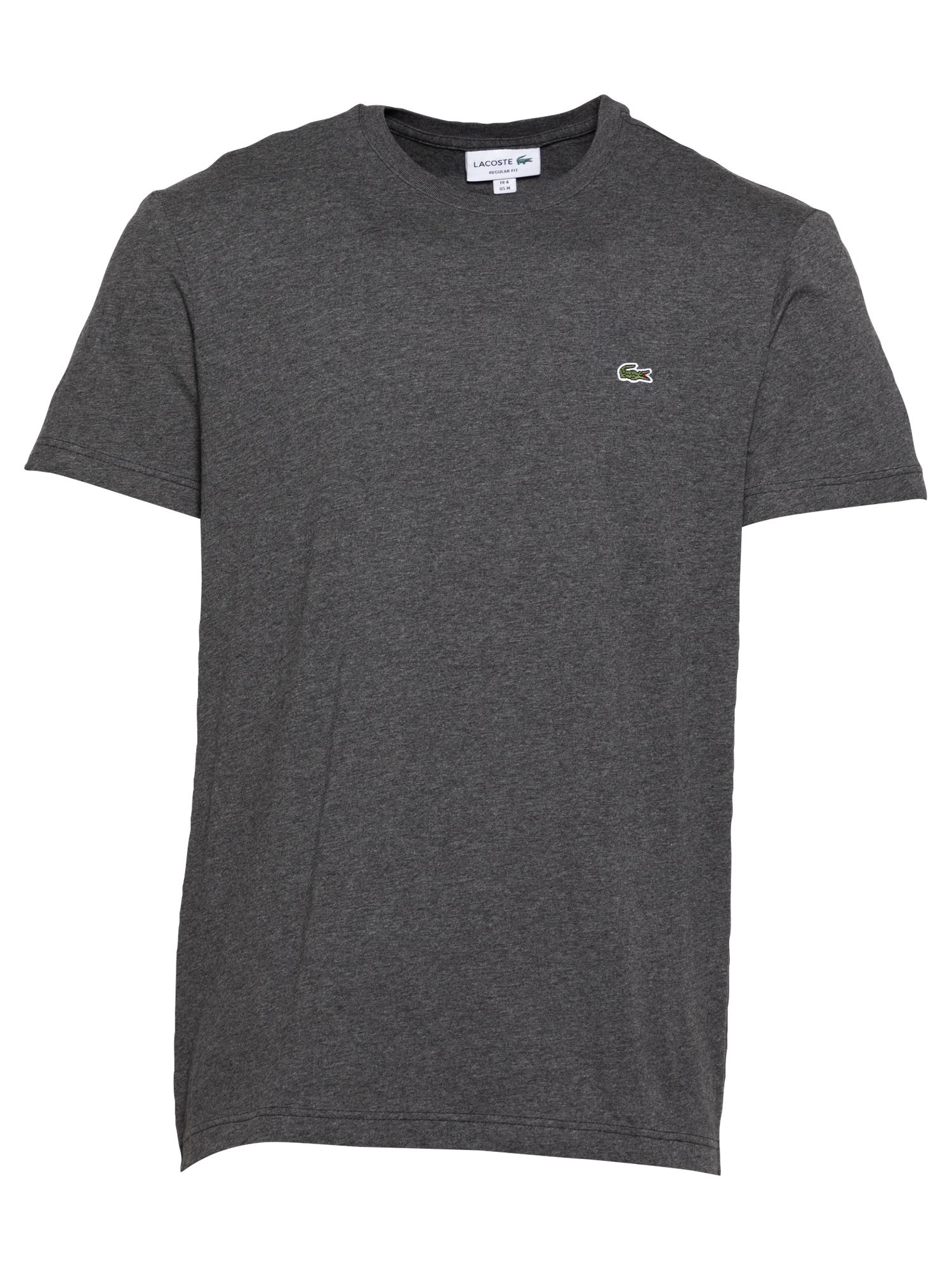 Lacoste Sport Sportiniai marškinėliai tamsiai pilka