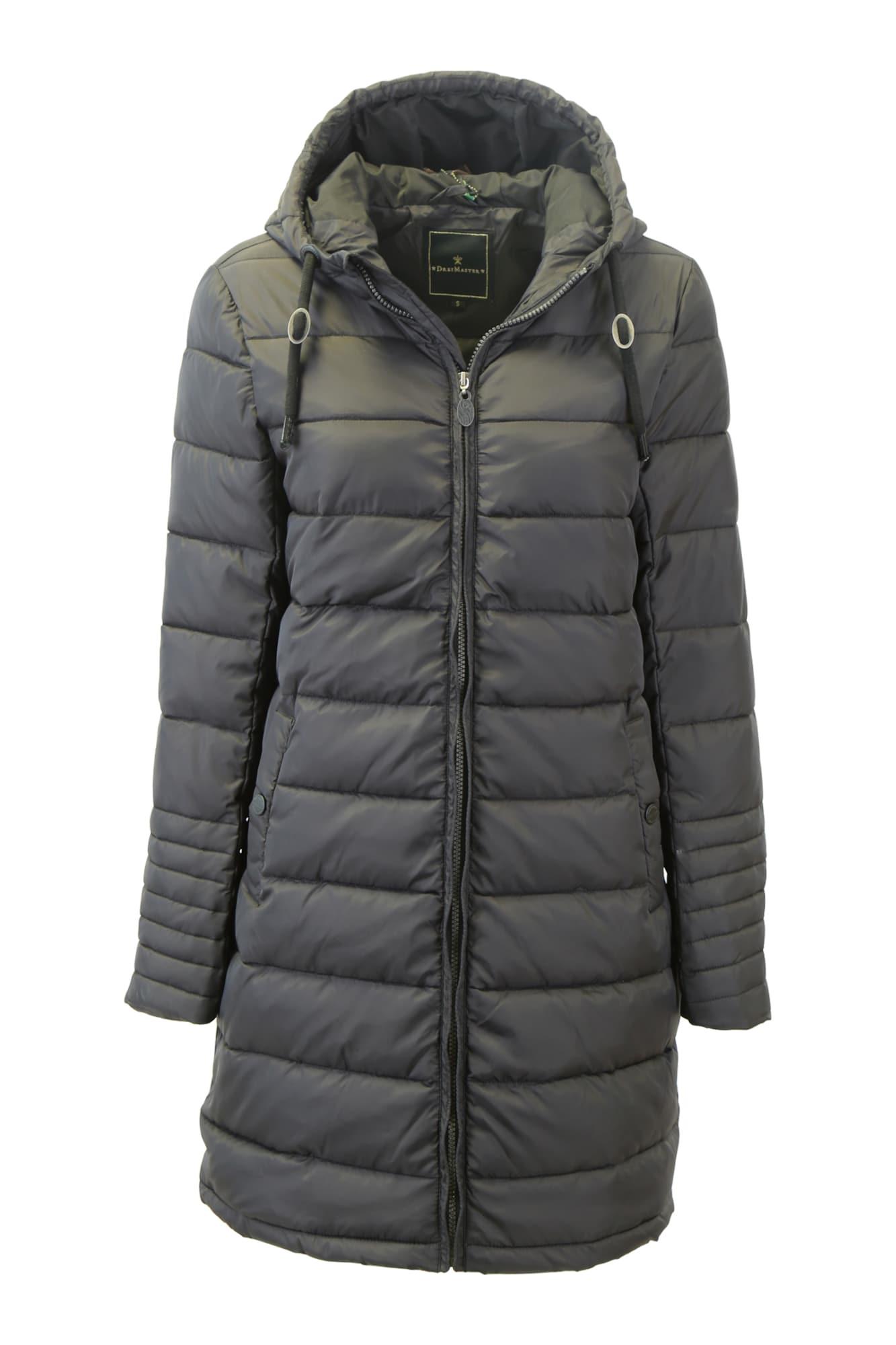 DreiMaster Klassik Žieminis paltas juoda